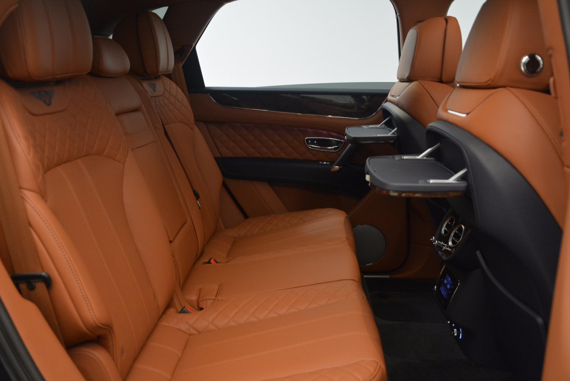 New 2018 Bentley Bentayga Signature For Sale In Greenwich, CT. Alfa Romeo of Greenwich, B1305 1675_p42