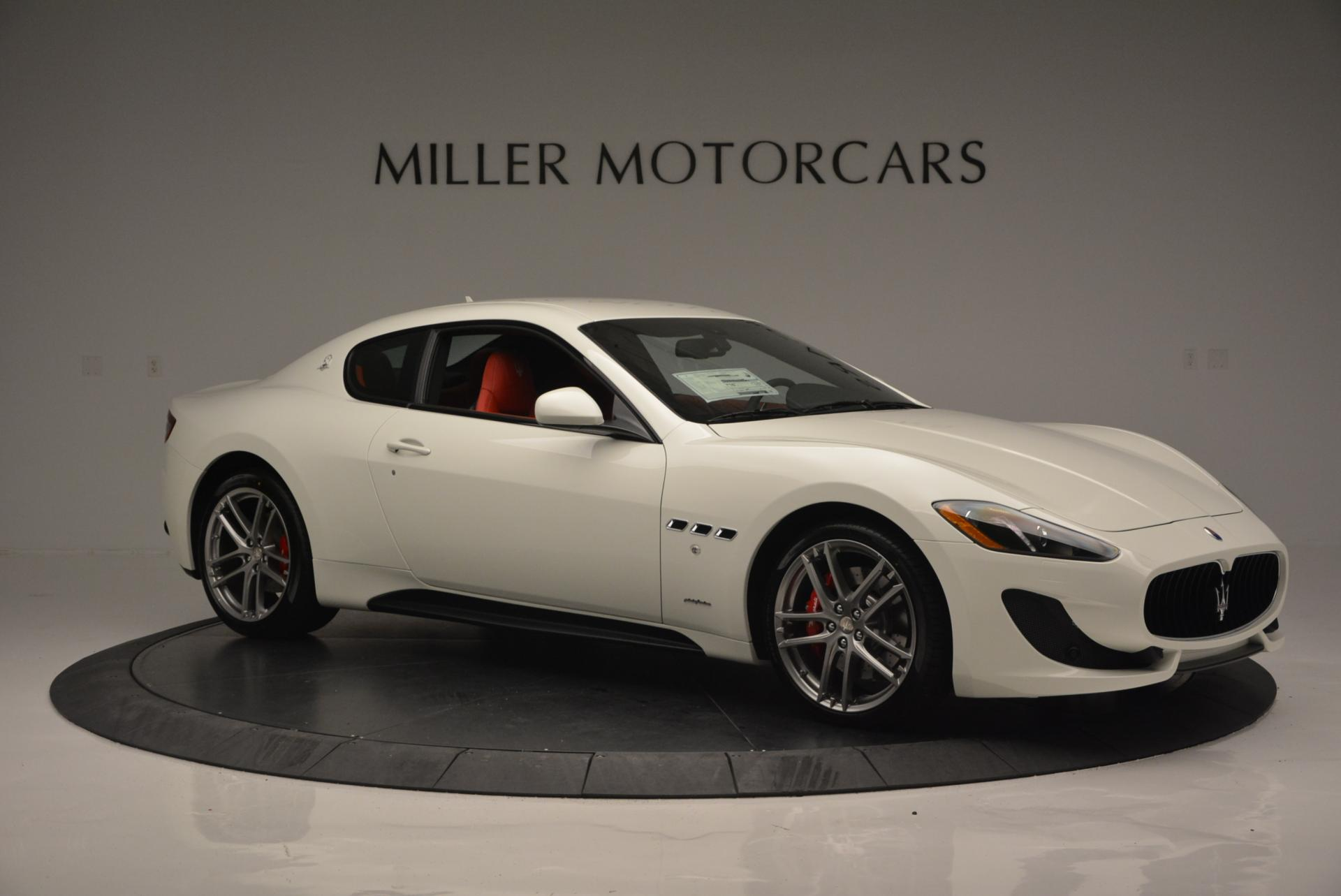 New 2017 Maserati GranTurismo Sport For Sale In Greenwich, CT. Alfa Romeo of Greenwich, M1635 168_p10