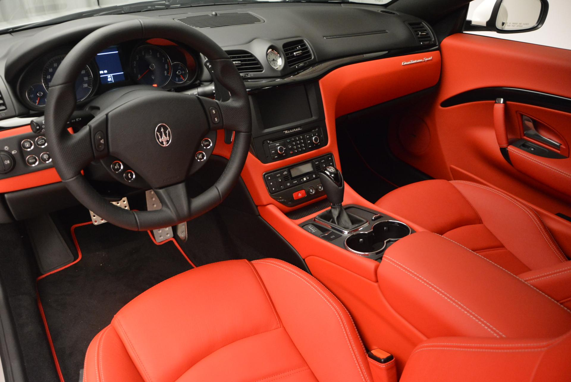 New 2017 Maserati GranTurismo Sport For Sale In Greenwich, CT. Alfa Romeo of Greenwich, M1635 168_p13