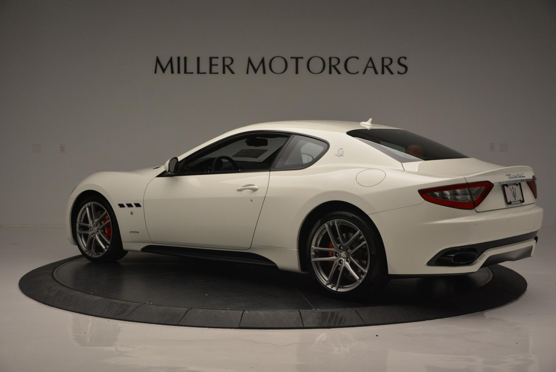 New 2017 Maserati GranTurismo Sport For Sale In Greenwich, CT. Alfa Romeo of Greenwich, M1635 168_p4
