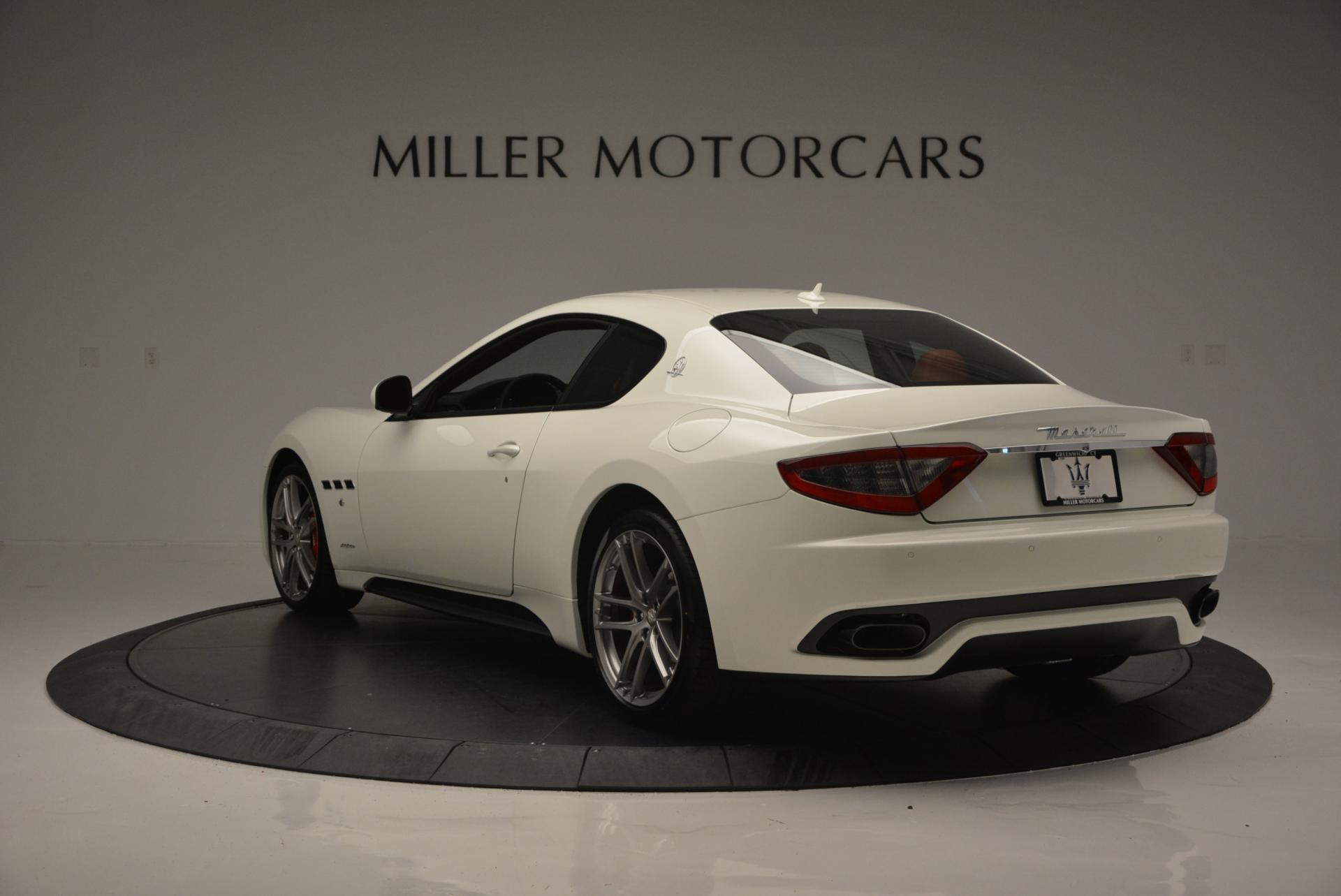 New 2017 Maserati GranTurismo Sport For Sale In Greenwich, CT. Alfa Romeo of Greenwich, M1635 168_p5