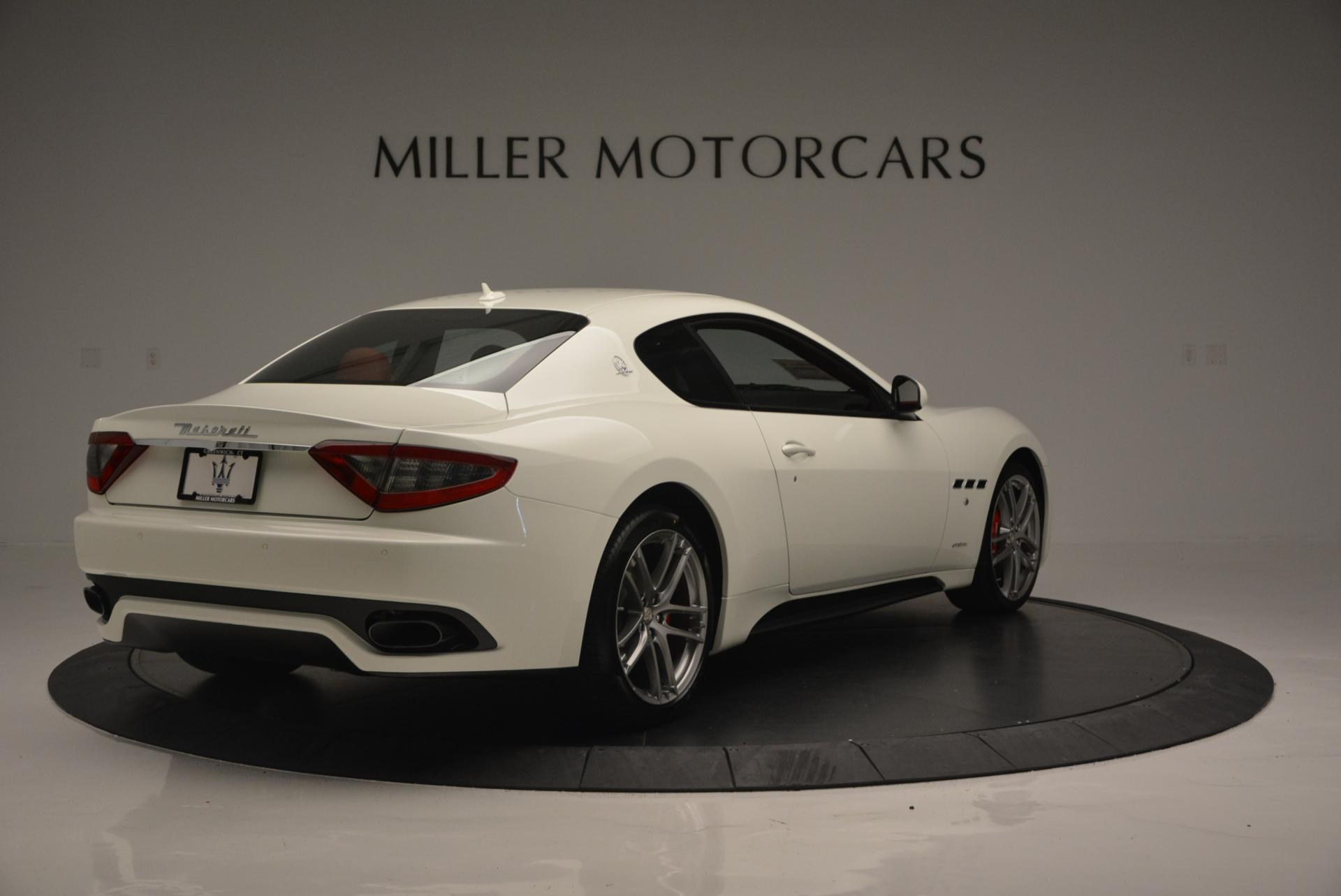 New 2017 Maserati GranTurismo Sport For Sale In Greenwich, CT. Alfa Romeo of Greenwich, M1635 168_p7