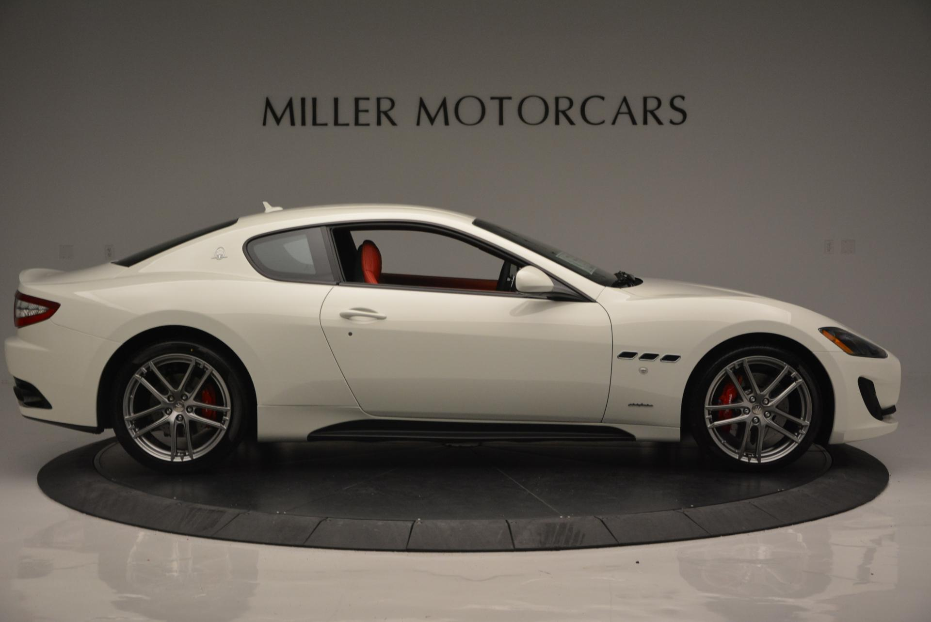 New 2017 Maserati GranTurismo Sport For Sale In Greenwich, CT. Alfa Romeo of Greenwich, M1635 168_p9