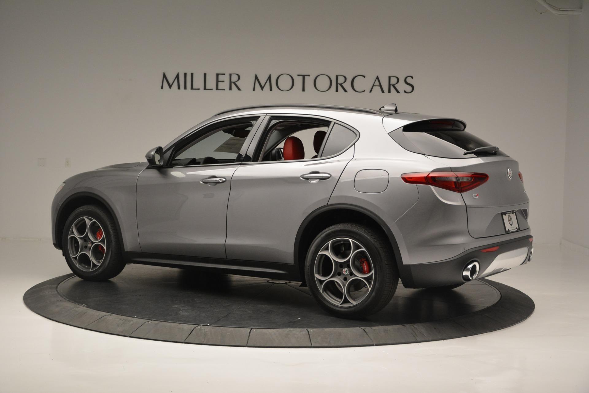 New 2018 Alfa Romeo Stelvio Sport Q4 For Sale In Greenwich, CT. Alfa Romeo of Greenwich, L258 1686_p3