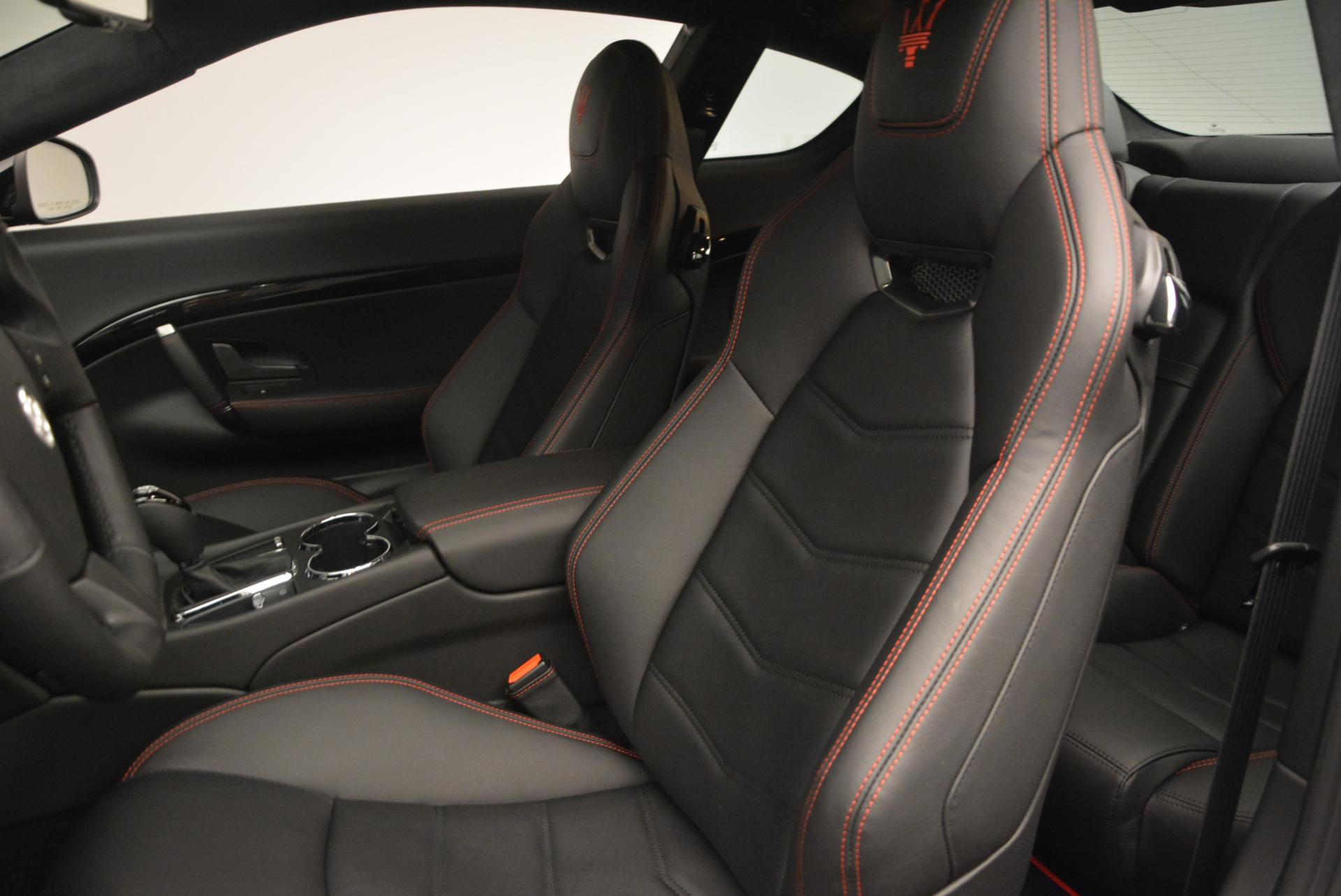 New 2016 Maserati GranTurismo Sport For Sale In Greenwich, CT. Alfa Romeo of Greenwich, M1631 169_p13