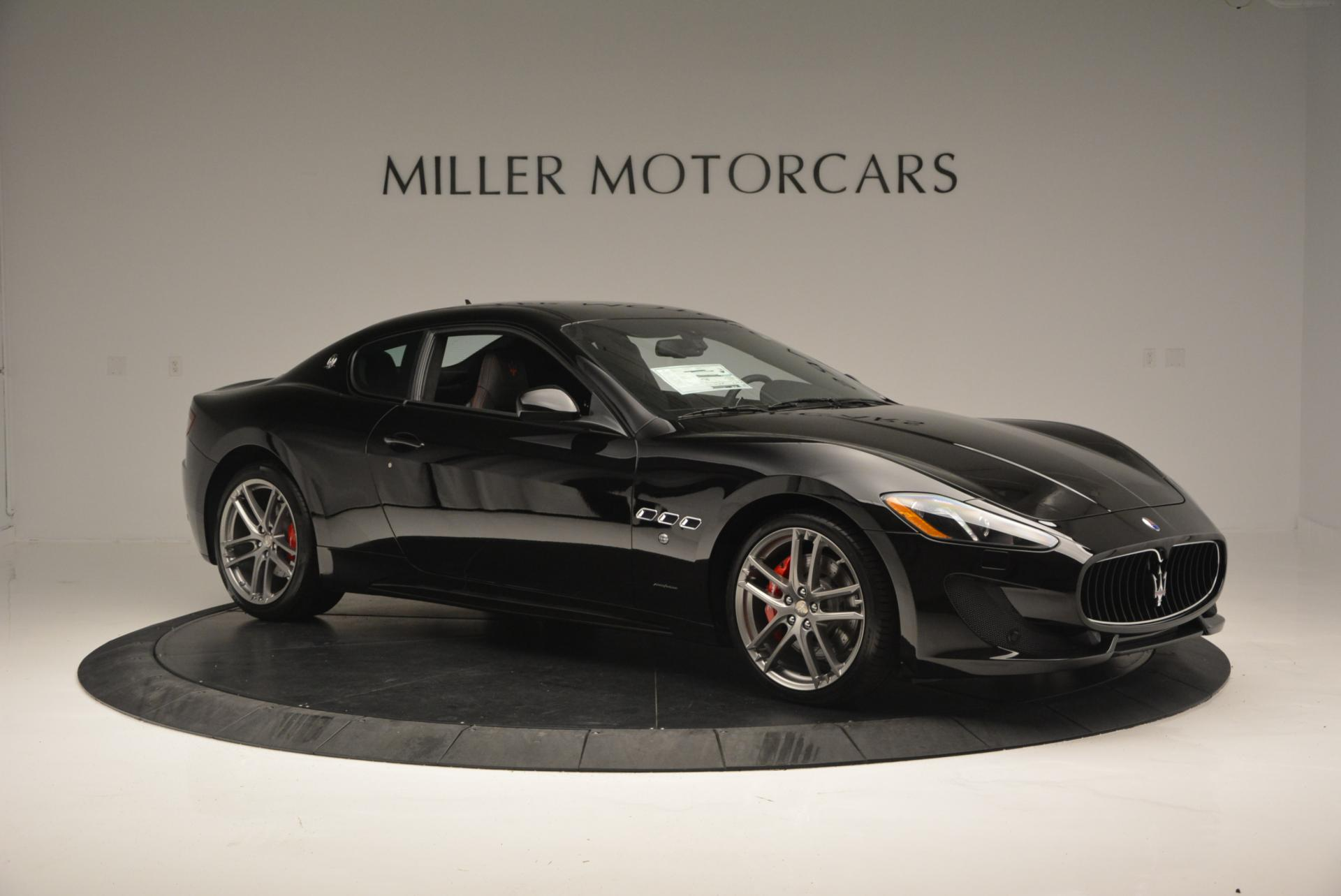 New 2016 Maserati GranTurismo Sport For Sale In Greenwich, CT. Alfa Romeo of Greenwich, M1631 169_p9