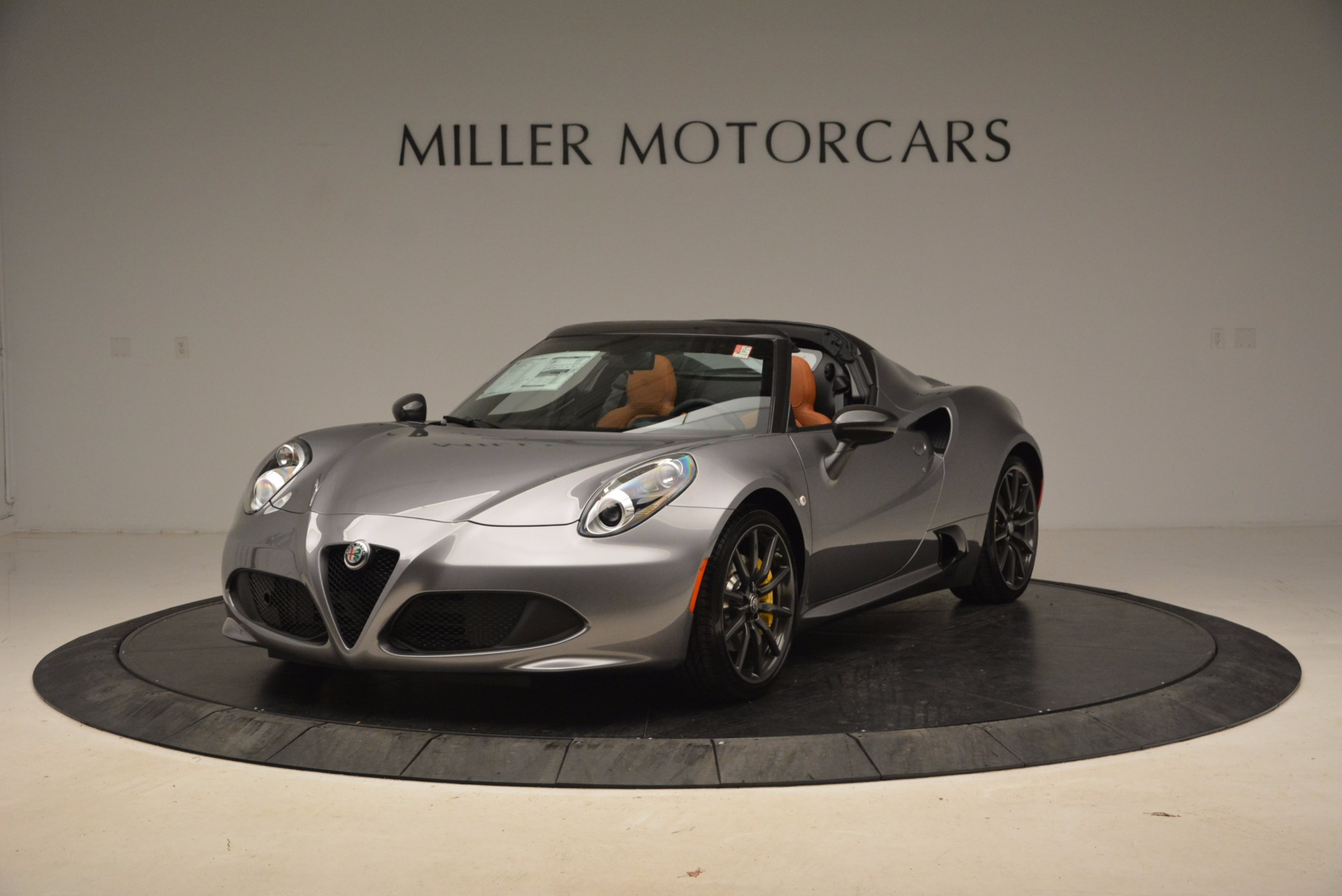 New 2018 Alfa Romeo 4C Spider For Sale In Greenwich, CT. Alfa Romeo of Greenwich, LW067 1693_main