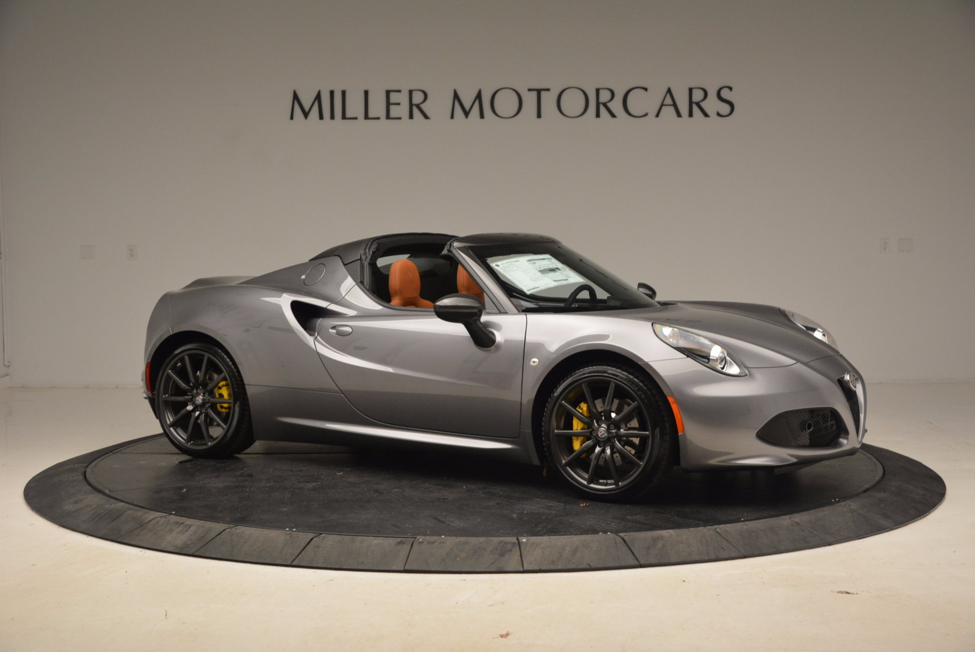 New 2018 Alfa Romeo 4C Spider For Sale In Greenwich, CT. Alfa Romeo of Greenwich, LW067 1693_p18