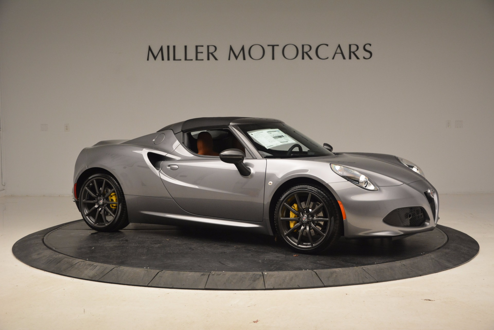 New 2018 Alfa Romeo 4C Spider For Sale In Greenwich, CT. Alfa Romeo of Greenwich, LW067 1693_p19