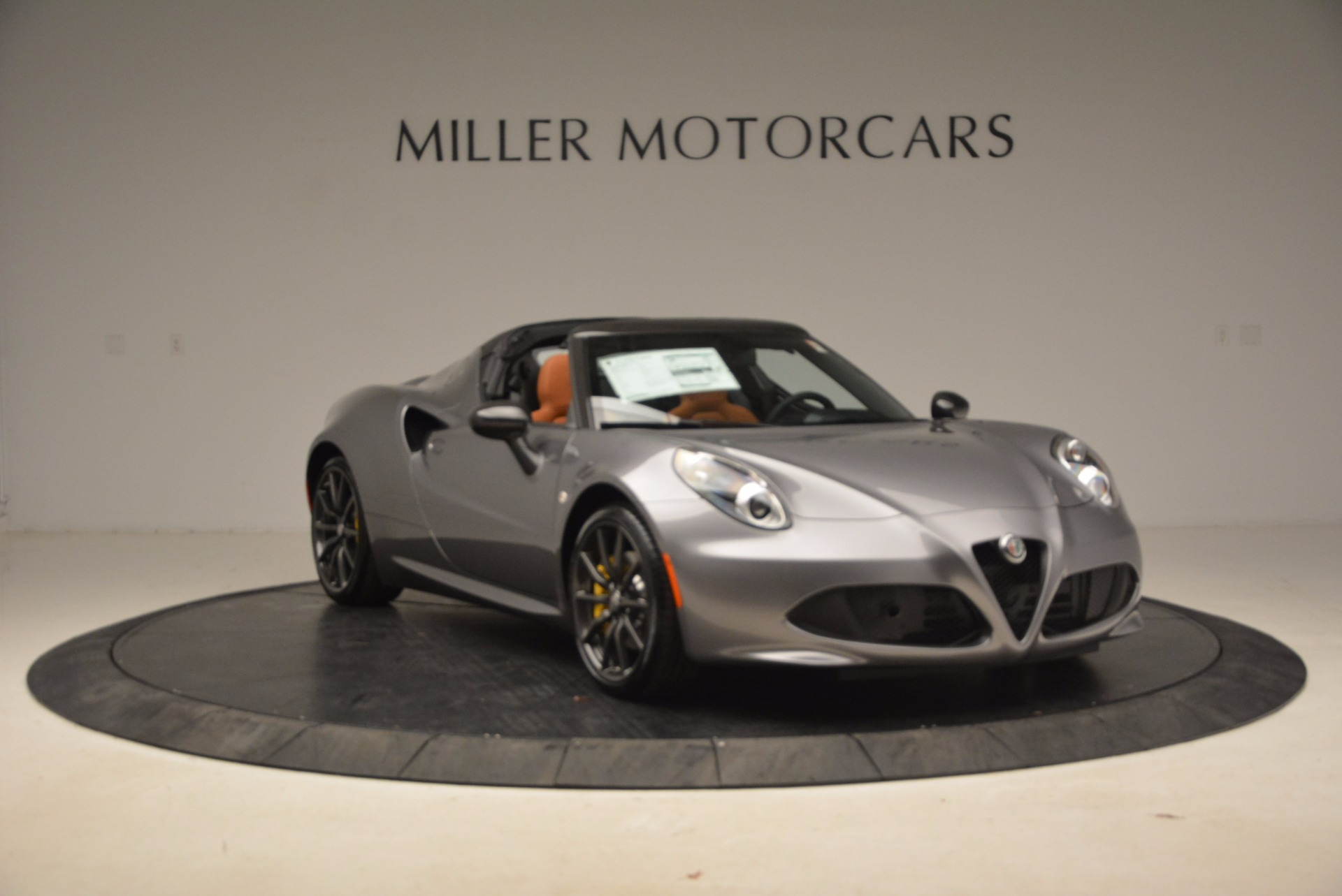 New 2018 Alfa Romeo 4C Spider For Sale In Greenwich, CT. Alfa Romeo of Greenwich, LW067 1693_p20