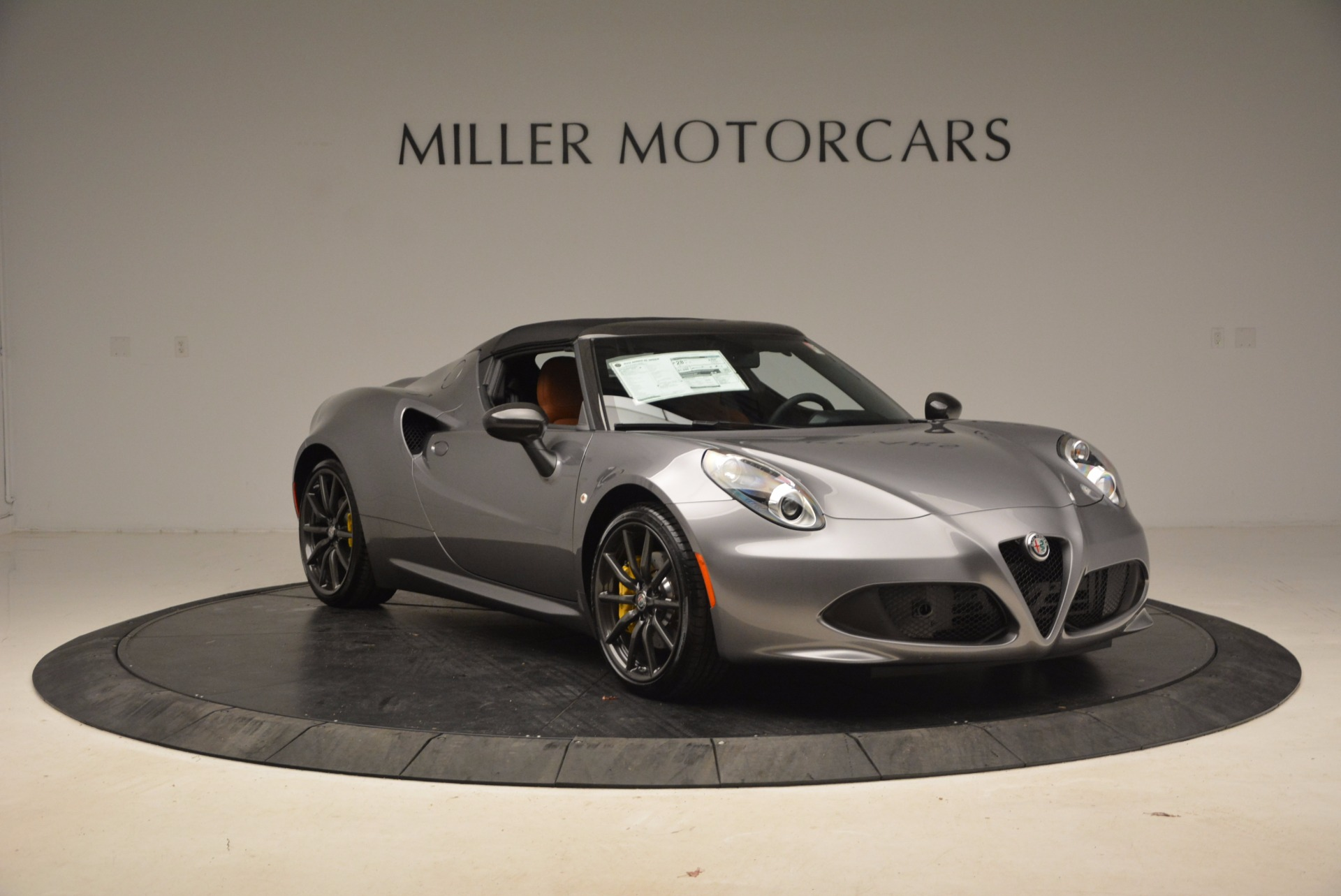 New 2018 Alfa Romeo 4C Spider For Sale In Greenwich, CT. Alfa Romeo of Greenwich, LW067 1693_p21