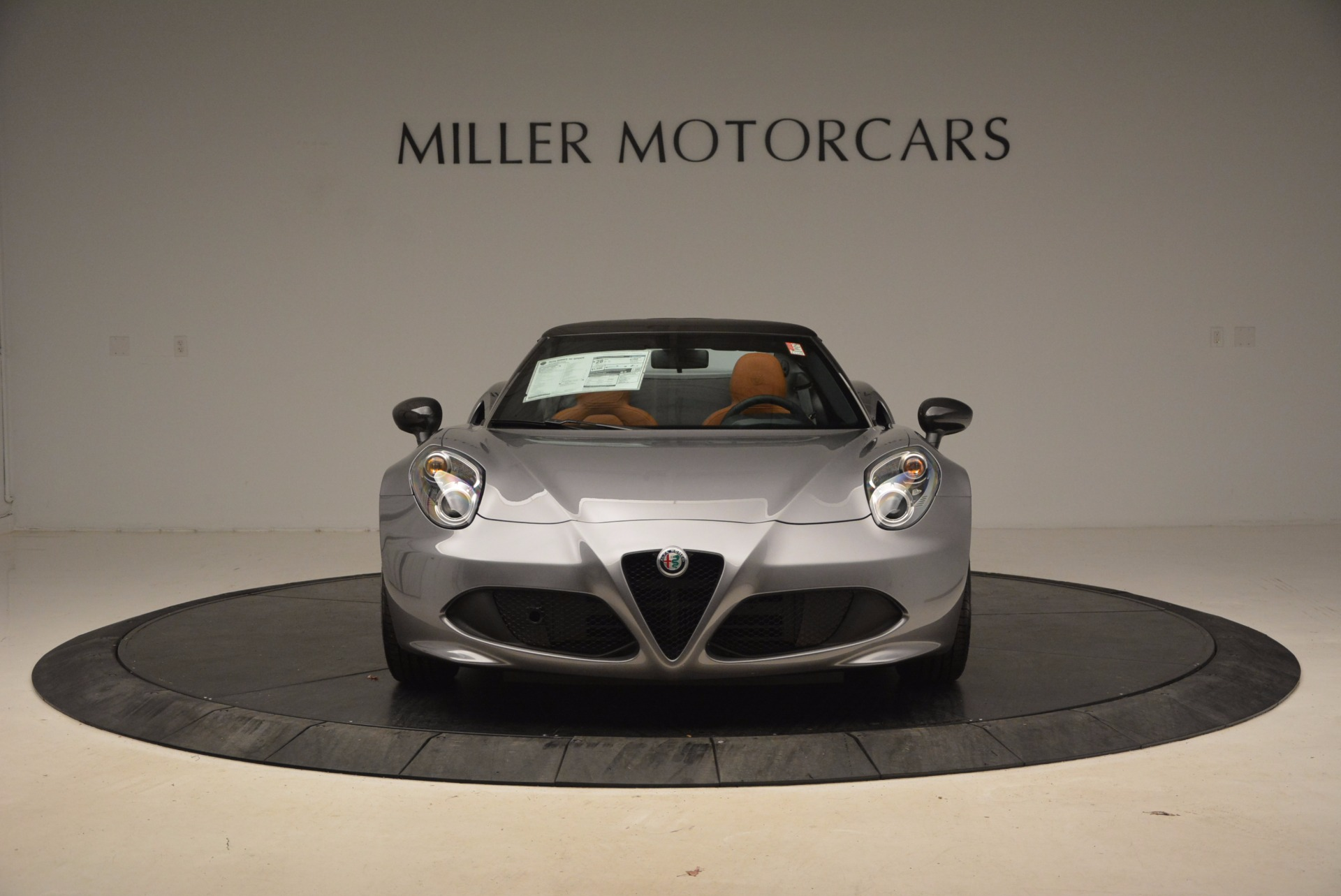 New 2018 Alfa Romeo 4C Spider For Sale In Greenwich, CT. Alfa Romeo of Greenwich, LW067 1693_p23