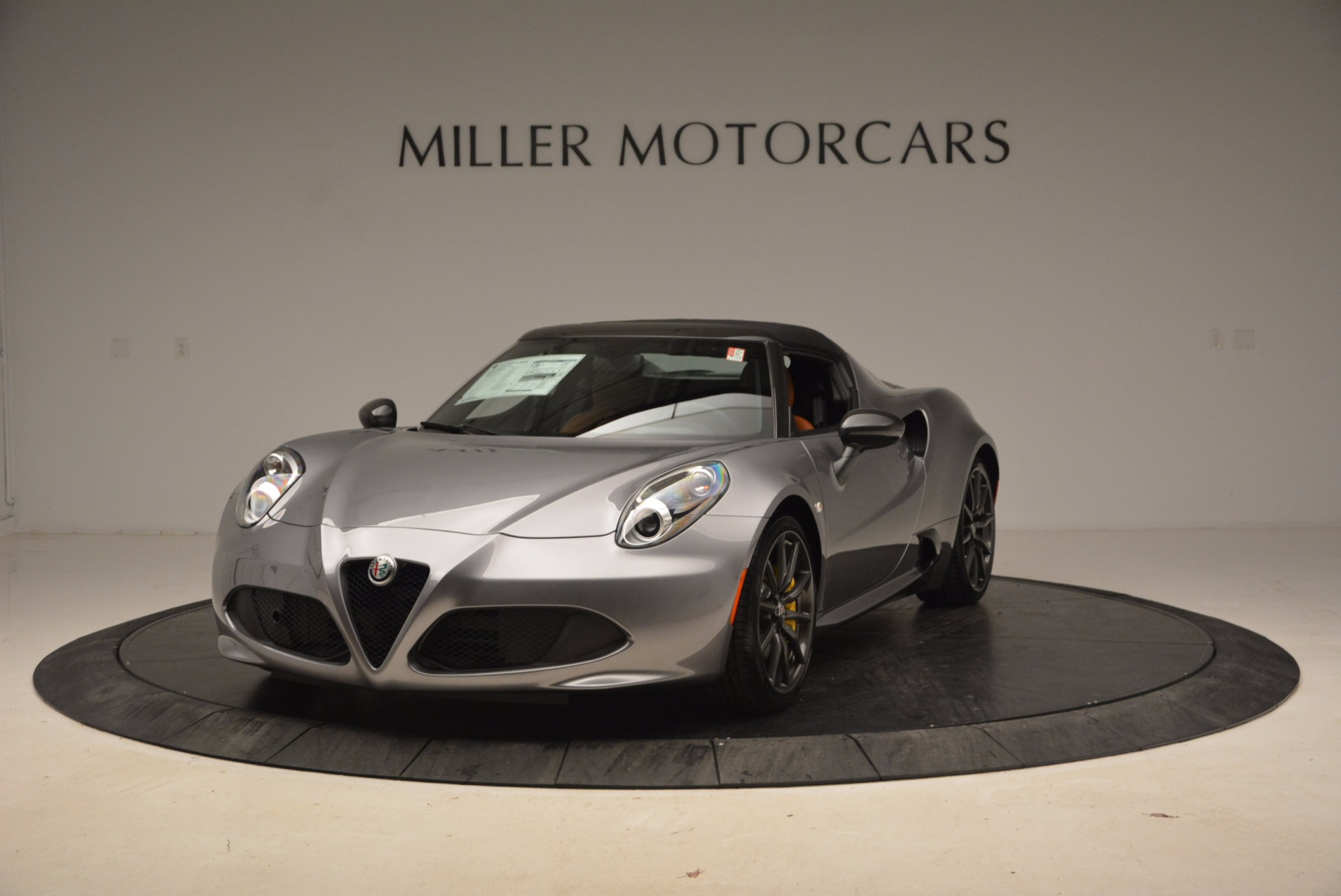 New 2018 Alfa Romeo 4C Spider For Sale In Greenwich, CT. Alfa Romeo of Greenwich, LW067 1693_p2