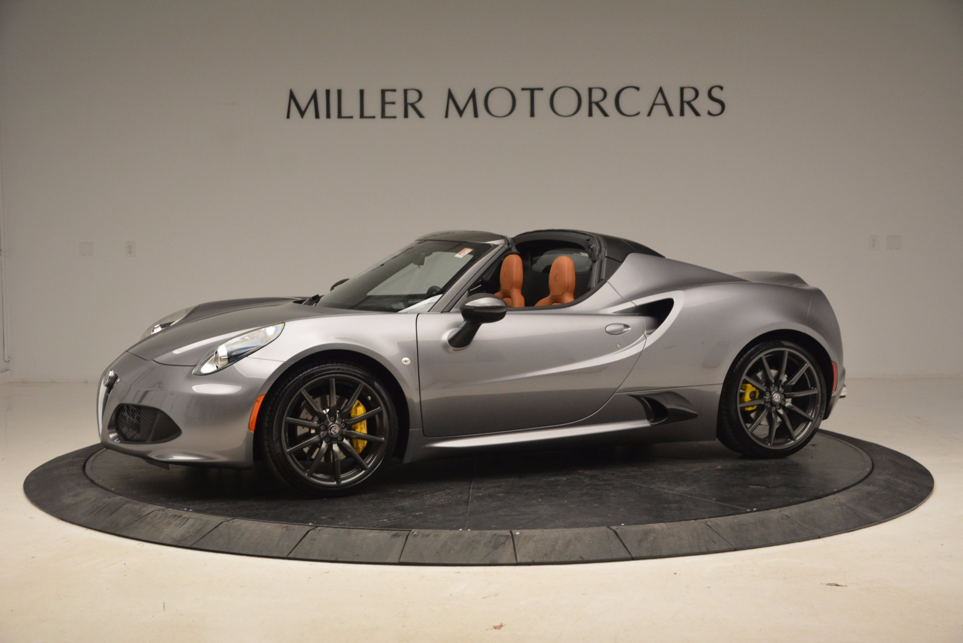 New 2018 Alfa Romeo 4C Spider For Sale In Greenwich, CT. Alfa Romeo of Greenwich, LW067 1693_p3