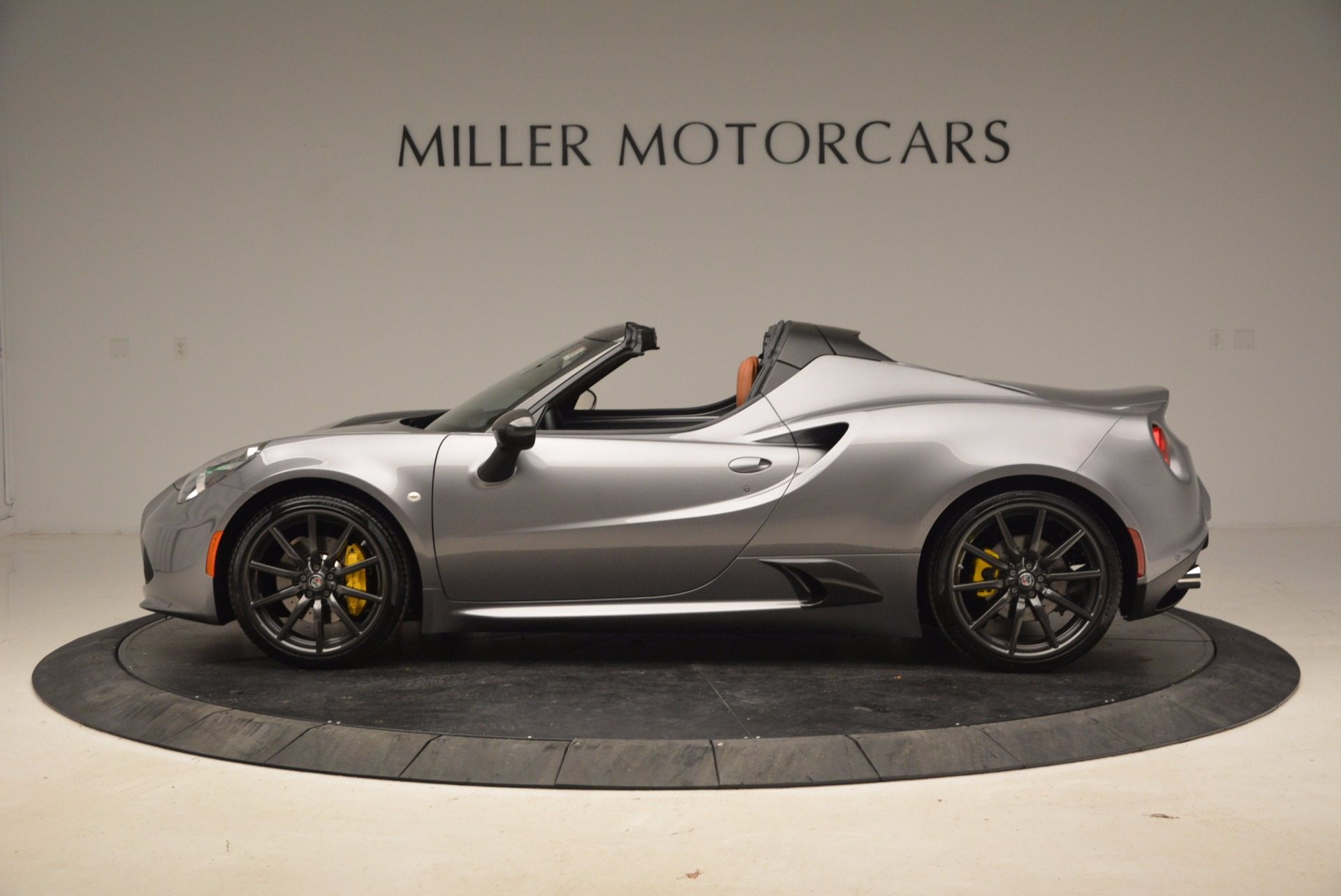 New 2018 Alfa Romeo 4C Spider For Sale In Greenwich, CT. Alfa Romeo of Greenwich, LW067 1693_p5