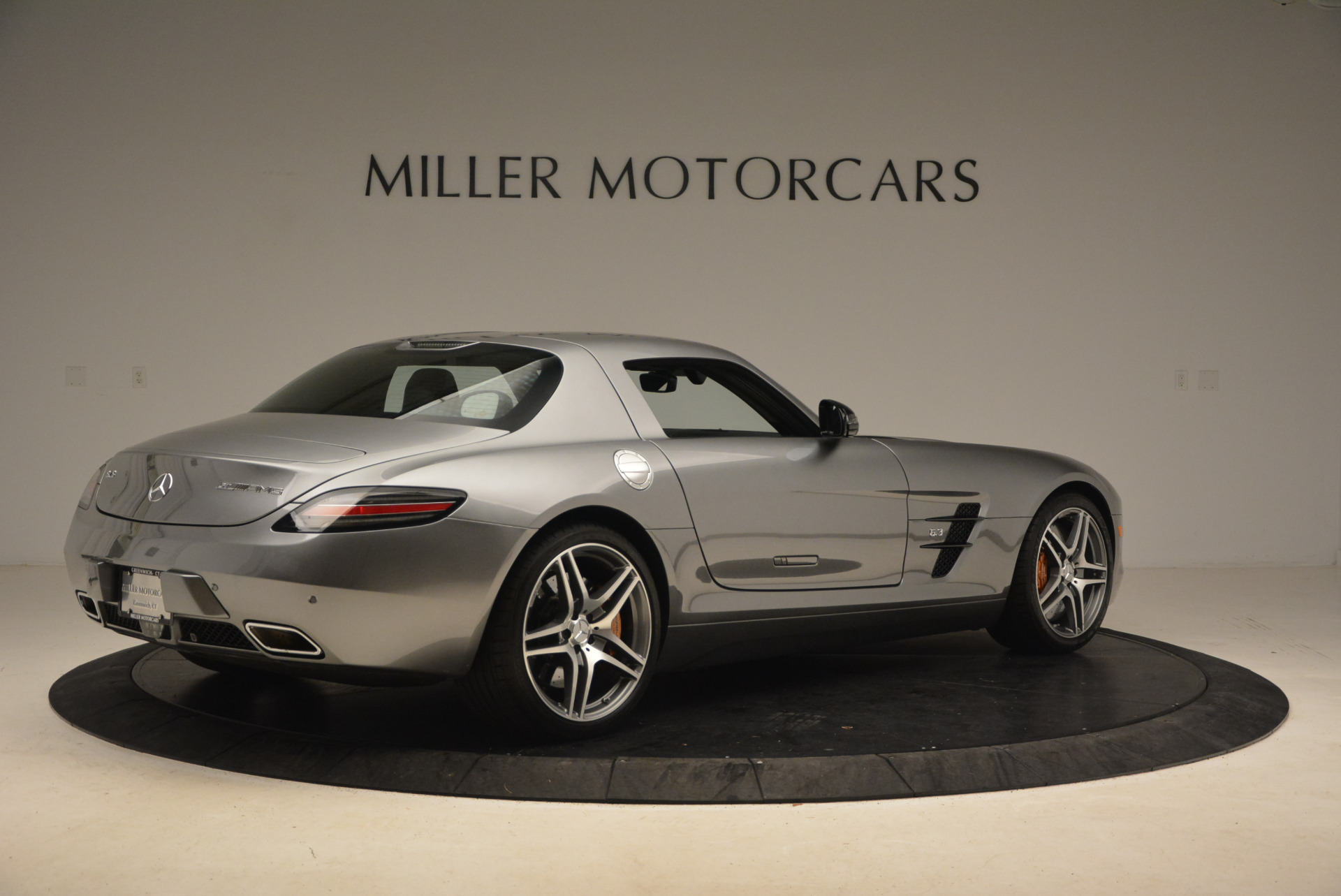 Used 2014 Mercedes-Benz SLS AMG GT For Sale In Greenwich, CT. Alfa Romeo of Greenwich, F1816A 1694_p10