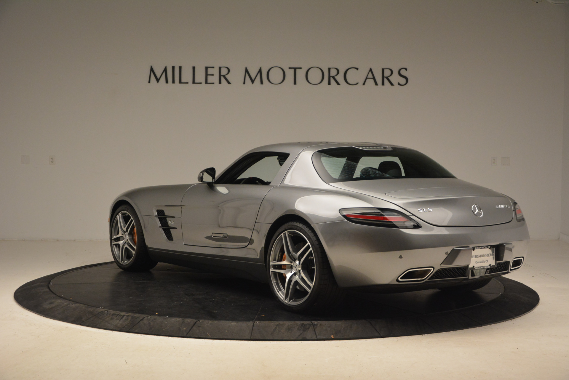 Used 2014 Mercedes-Benz SLS AMG GT For Sale In Greenwich, CT. Alfa Romeo of Greenwich, F1816A 1694_p6