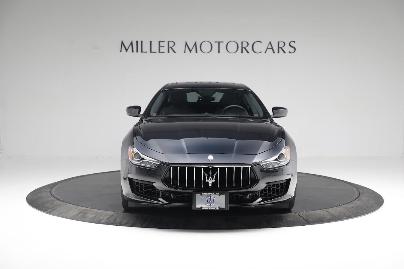 New 2018 Maserati Ghibli S Q4 For Sale In Greenwich, CT. Alfa Romeo of Greenwich, M1962 1697_p12