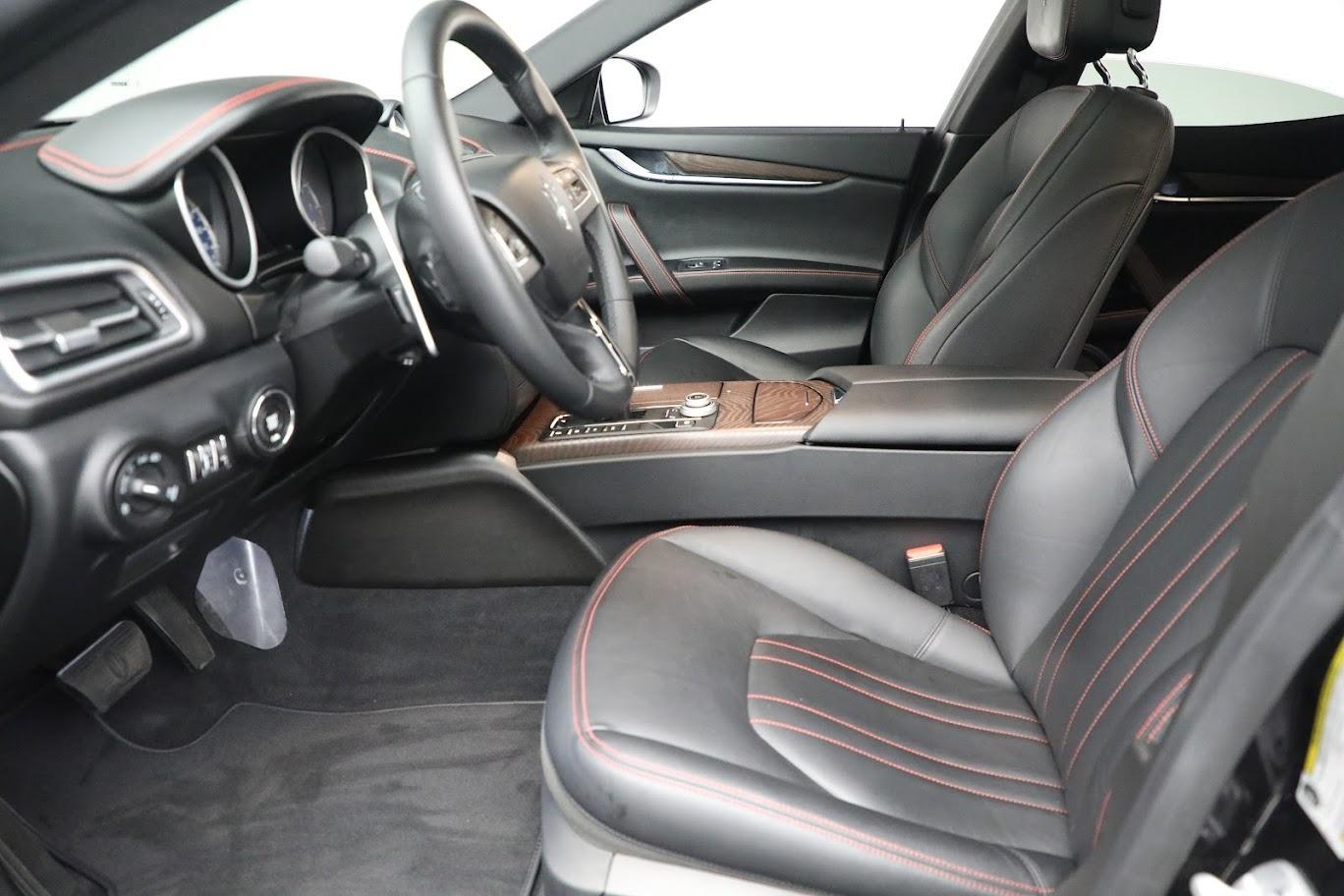 New 2018 Maserati Ghibli S Q4 For Sale In Greenwich, CT. Alfa Romeo of Greenwich, M1962 1697_p15