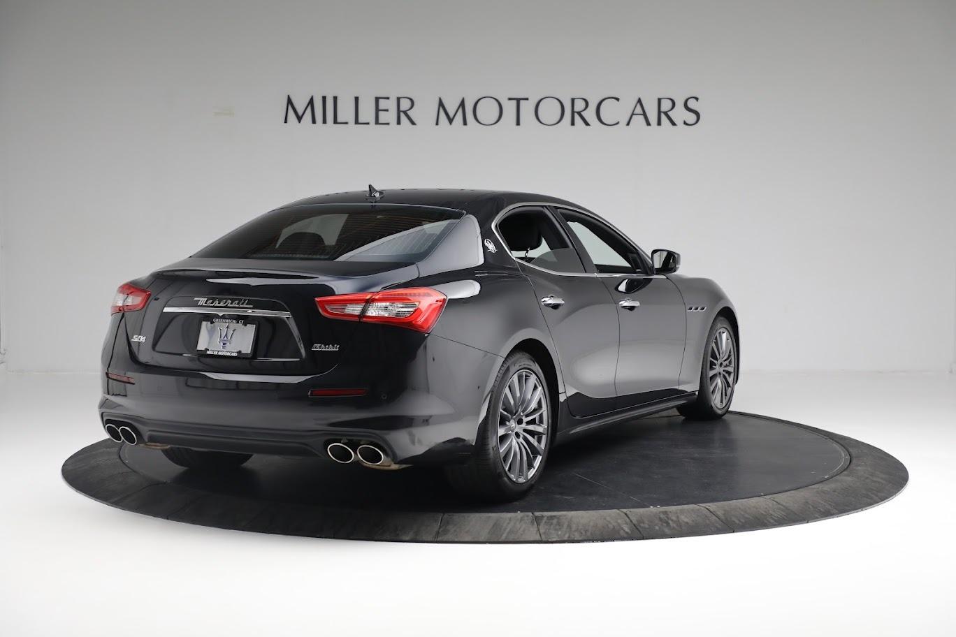 New 2018 Maserati Ghibli S Q4 For Sale In Greenwich, CT. Alfa Romeo of Greenwich, M1962 1697_p7