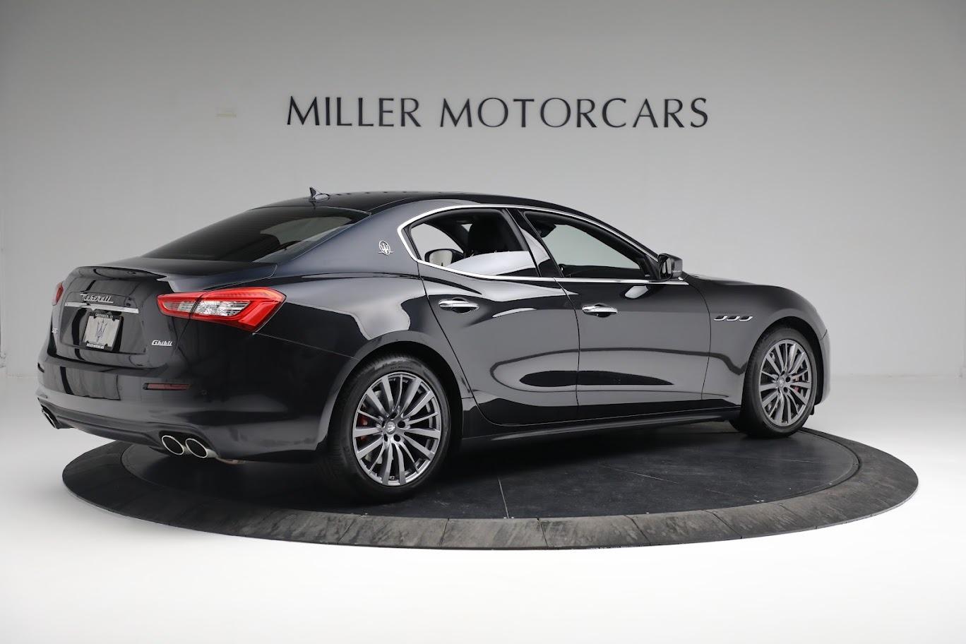 New 2018 Maserati Ghibli S Q4 For Sale In Greenwich, CT. Alfa Romeo of Greenwich, M1962 1697_p8
