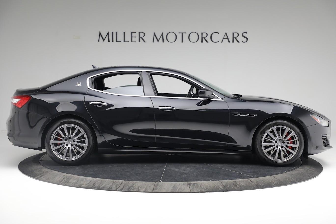 New 2018 Maserati Ghibli S Q4 For Sale In Greenwich, CT. Alfa Romeo of Greenwich, M1962 1697_p9