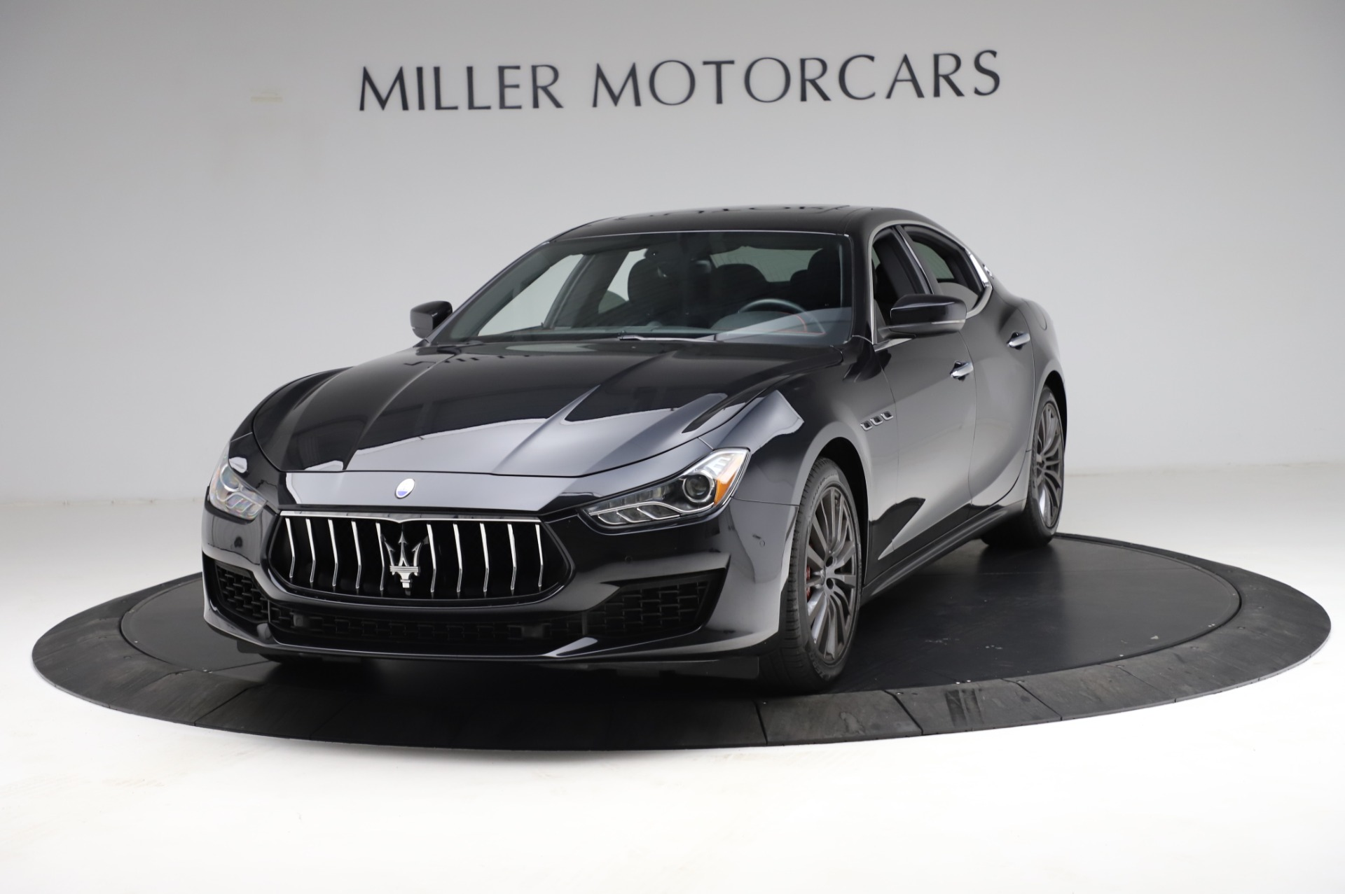 Used 2018 Maserati Ghibli S Q4 For Sale In Greenwich, CT. Alfa Romeo of Greenwich, M1957