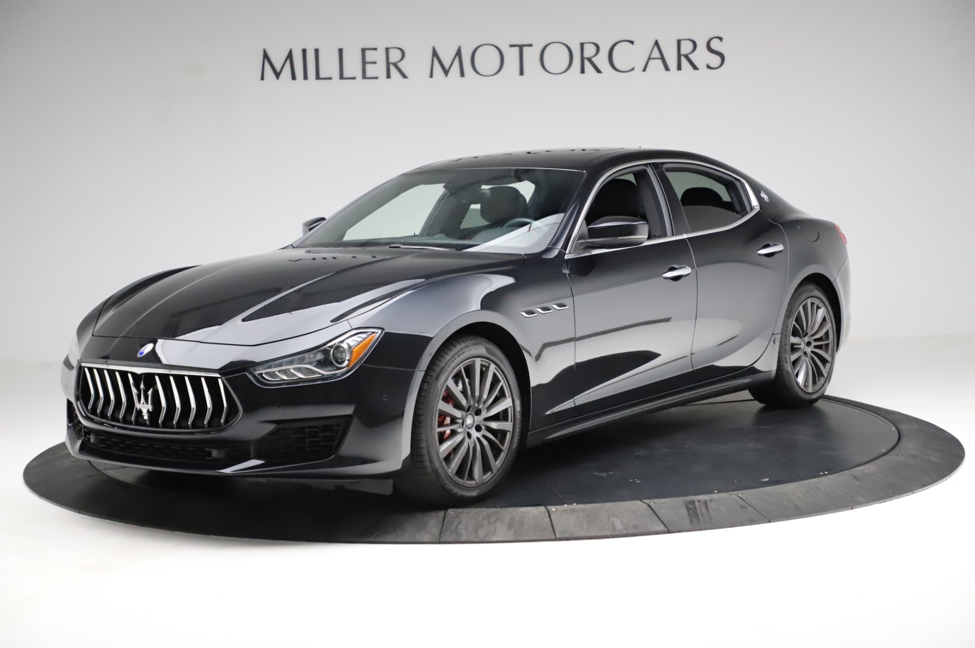 Used 2018 Maserati Ghibli S Q4 For Sale In Greenwich, CT. Alfa Romeo of Greenwich, M1957 1698_p2