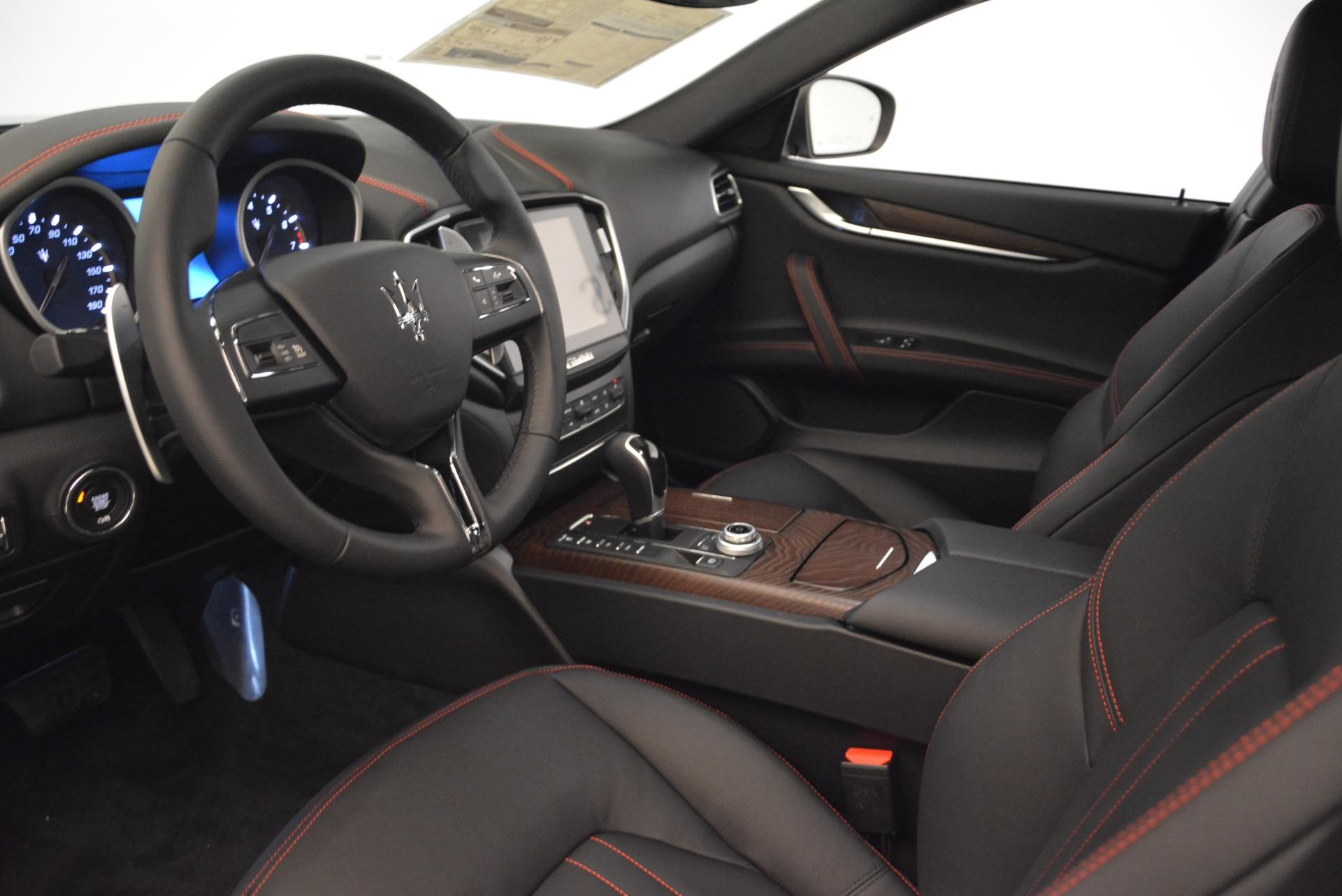 New 2018 Maserati Ghibli S Q4 For Sale In Greenwich, CT. Alfa Romeo of Greenwich, M1956 1699_p12