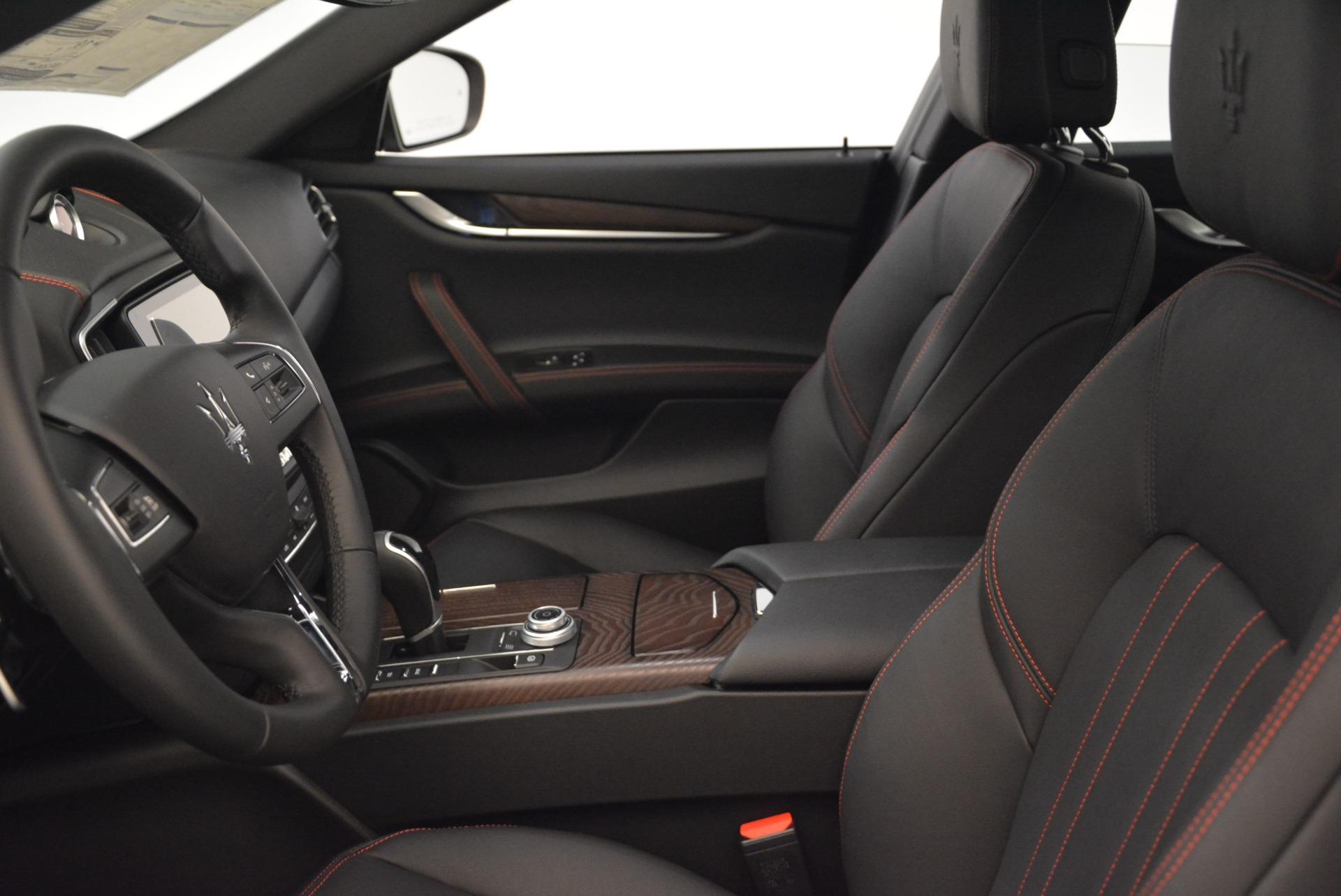 New 2018 Maserati Ghibli S Q4 For Sale In Greenwich, CT. Alfa Romeo of Greenwich, M1956 1699_p13