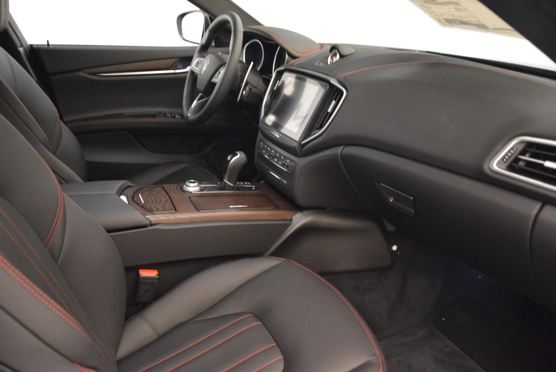 New 2018 Maserati Ghibli S Q4 For Sale In Greenwich, CT. Alfa Romeo of Greenwich, M1956 1699_p20