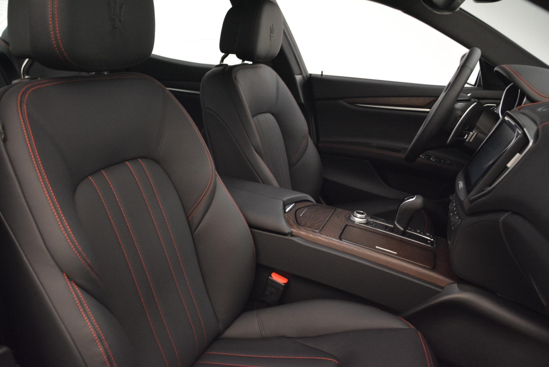 New 2018 Maserati Ghibli S Q4 For Sale In Greenwich, CT. Alfa Romeo of Greenwich, M1956 1699_p22