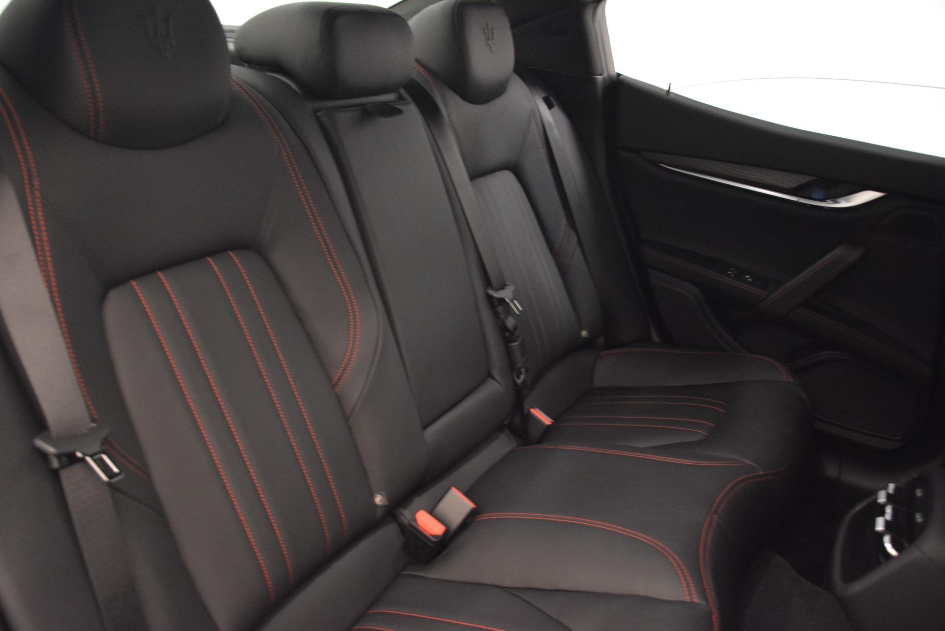 New 2018 Maserati Ghibli S Q4 For Sale In Greenwich, CT. Alfa Romeo of Greenwich, M1956 1699_p25