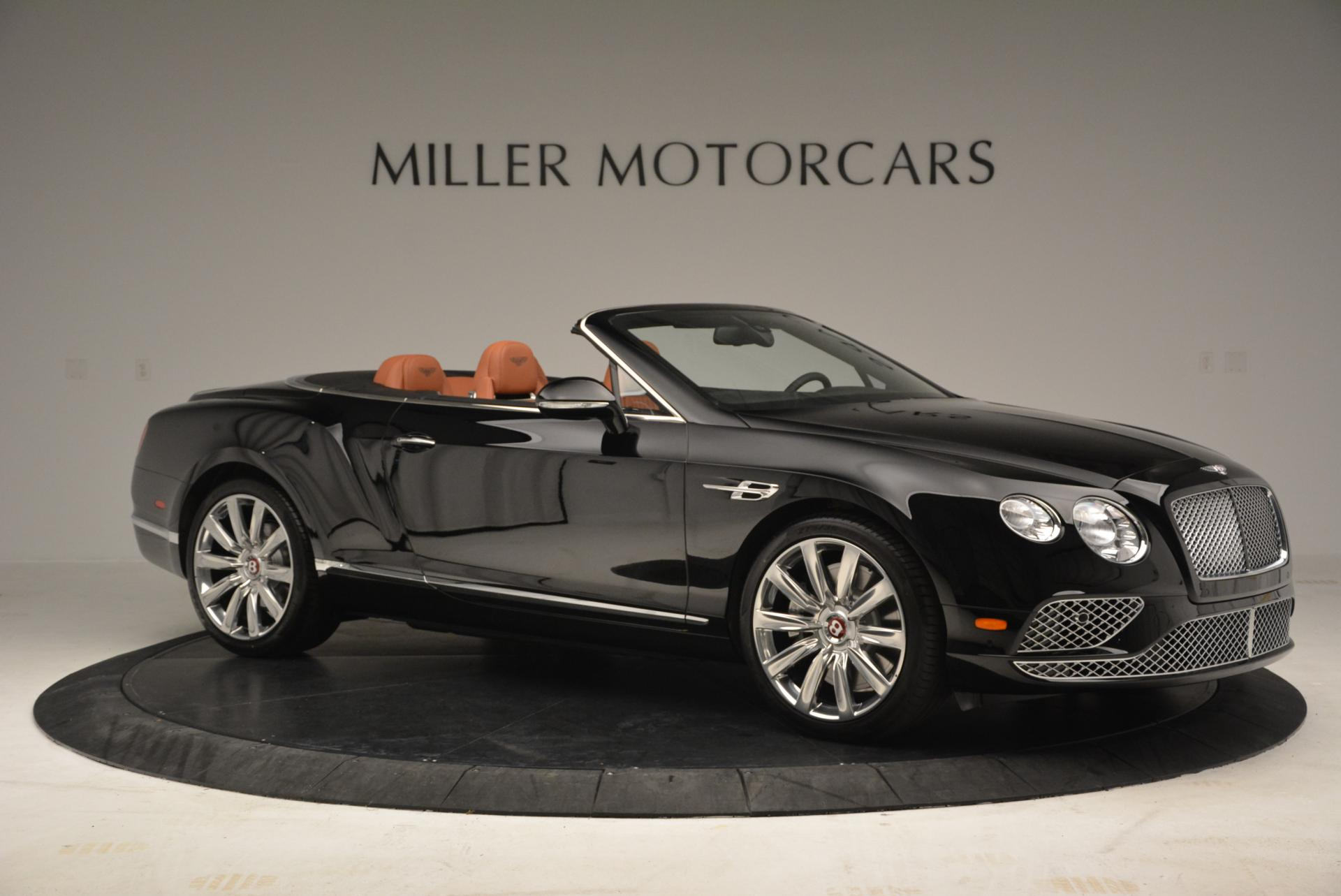 Used 2016 Bentley Continental GT V8 Convertible  For Sale In Greenwich, CT. Alfa Romeo of Greenwich, B1124 17_p10