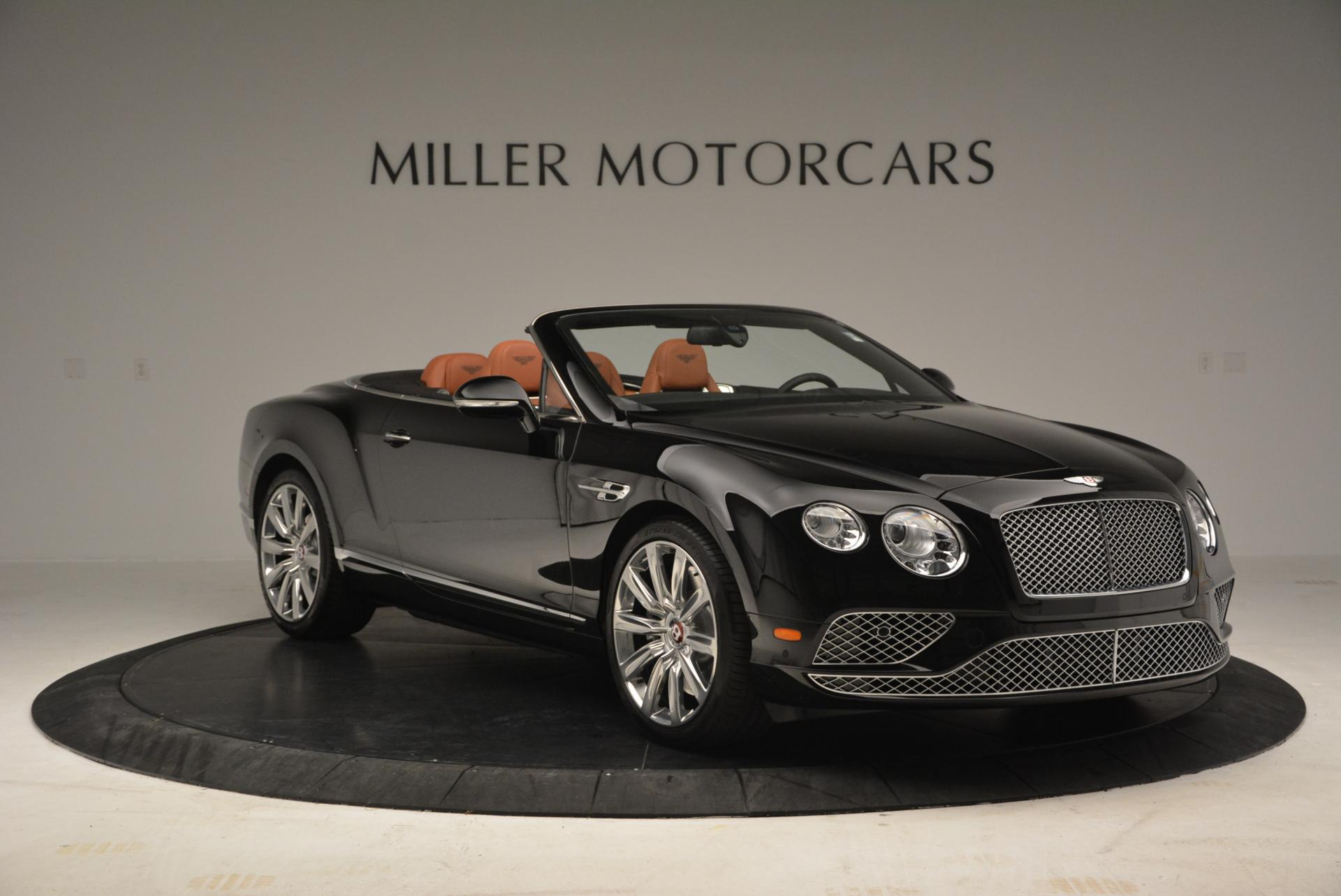 Used 2016 Bentley Continental GT V8 Convertible  For Sale In Greenwich, CT. Alfa Romeo of Greenwich, B1124 17_p11
