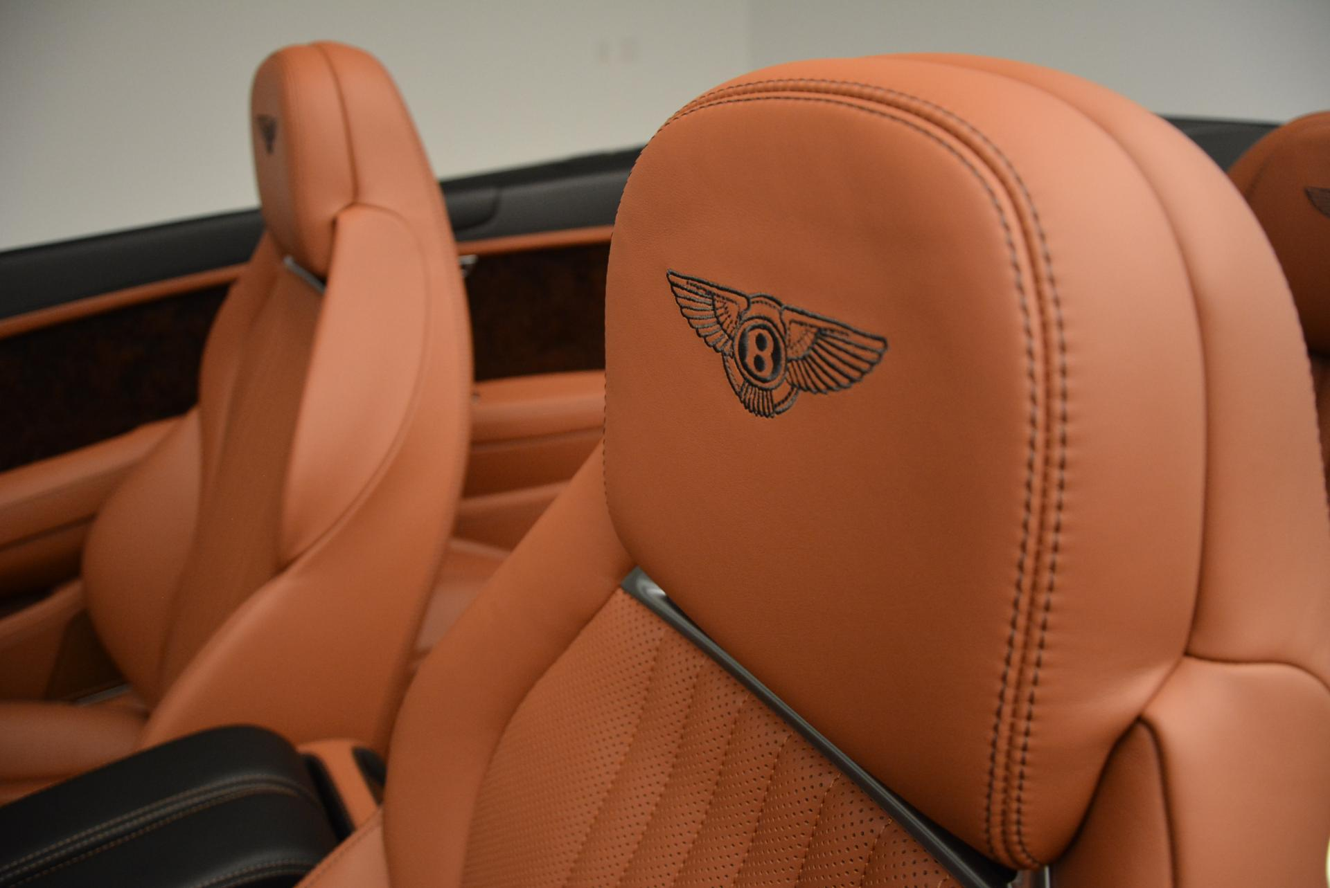 Used 2016 Bentley Continental GT V8 Convertible  For Sale In Greenwich, CT. Alfa Romeo of Greenwich, B1124 17_p33