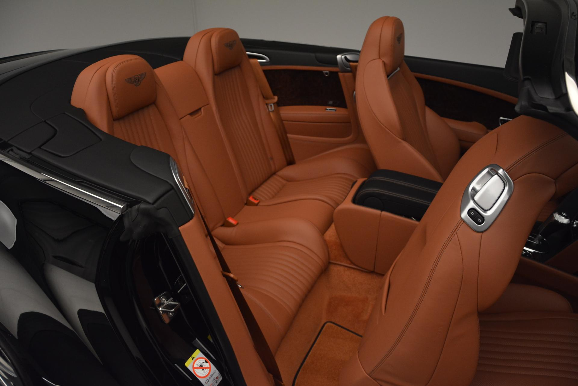 Used 2016 Bentley Continental GT V8 Convertible  For Sale In Greenwich, CT. Alfa Romeo of Greenwich, B1124 17_p48