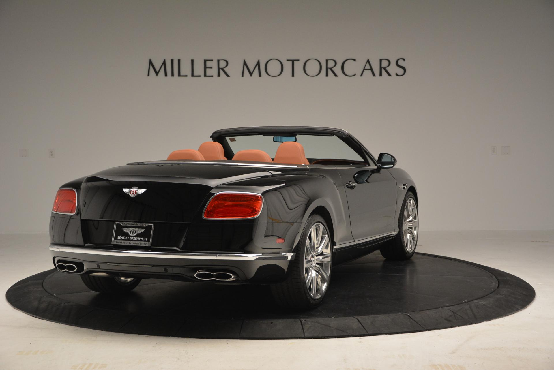 Used 2016 Bentley Continental GT V8 Convertible  For Sale In Greenwich, CT. Alfa Romeo of Greenwich, B1124 17_p7