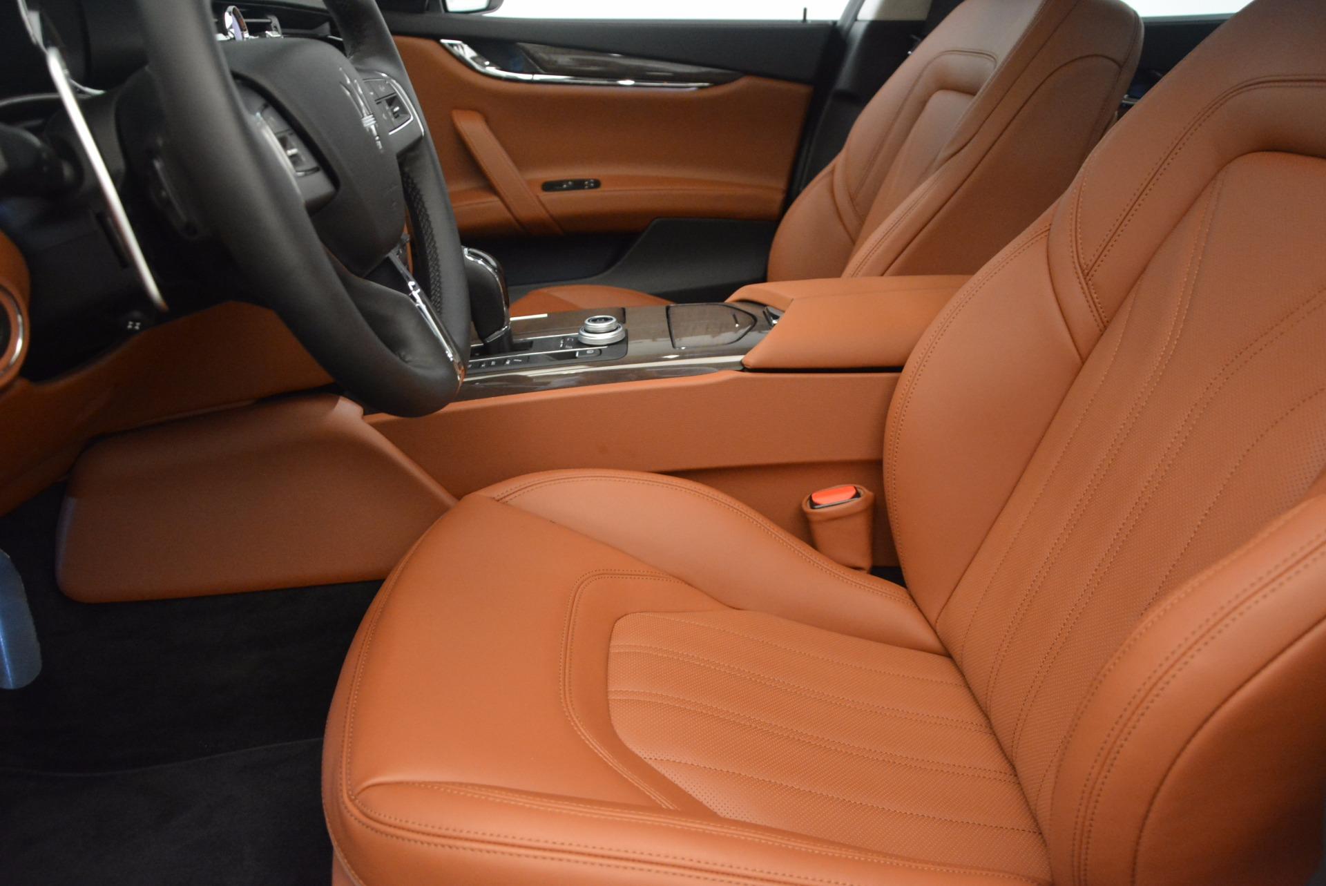 New 2018 Maserati Quattroporte S Q4 GranLusso For Sale In Greenwich, CT. Alfa Romeo of Greenwich, M1954 1700_p14
