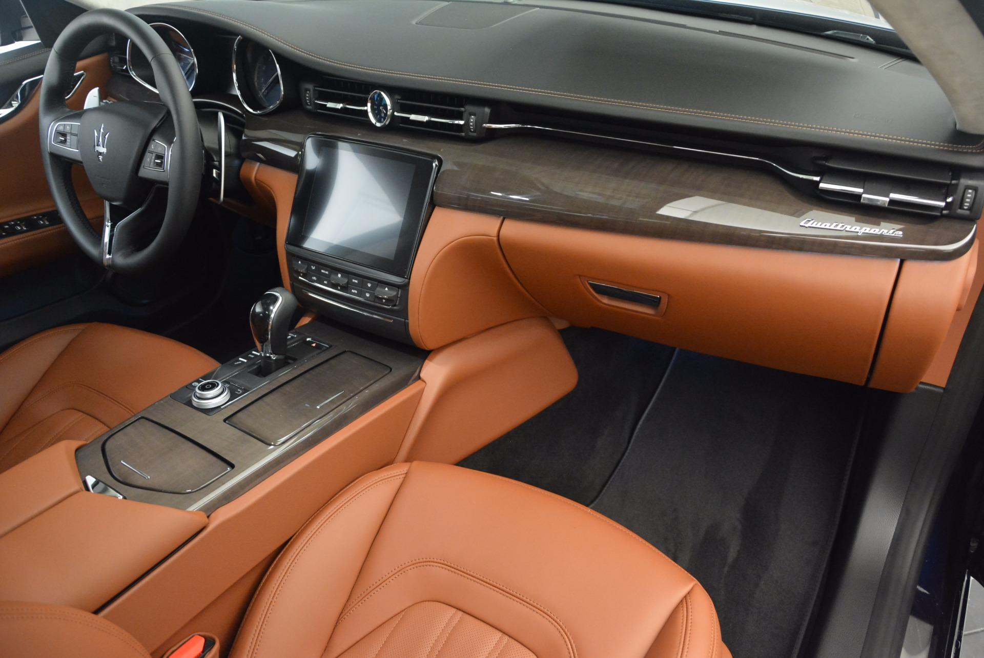 New 2018 Maserati Quattroporte S Q4 GranLusso For Sale In Greenwich, CT. Alfa Romeo of Greenwich, M1954 1700_p15