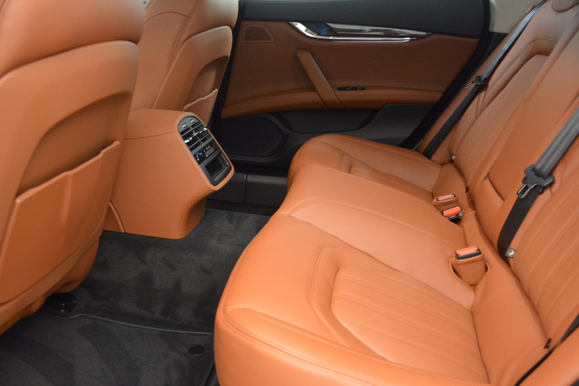New 2018 Maserati Quattroporte S Q4 GranLusso For Sale In Greenwich, CT. Alfa Romeo of Greenwich, M1954 1700_p20