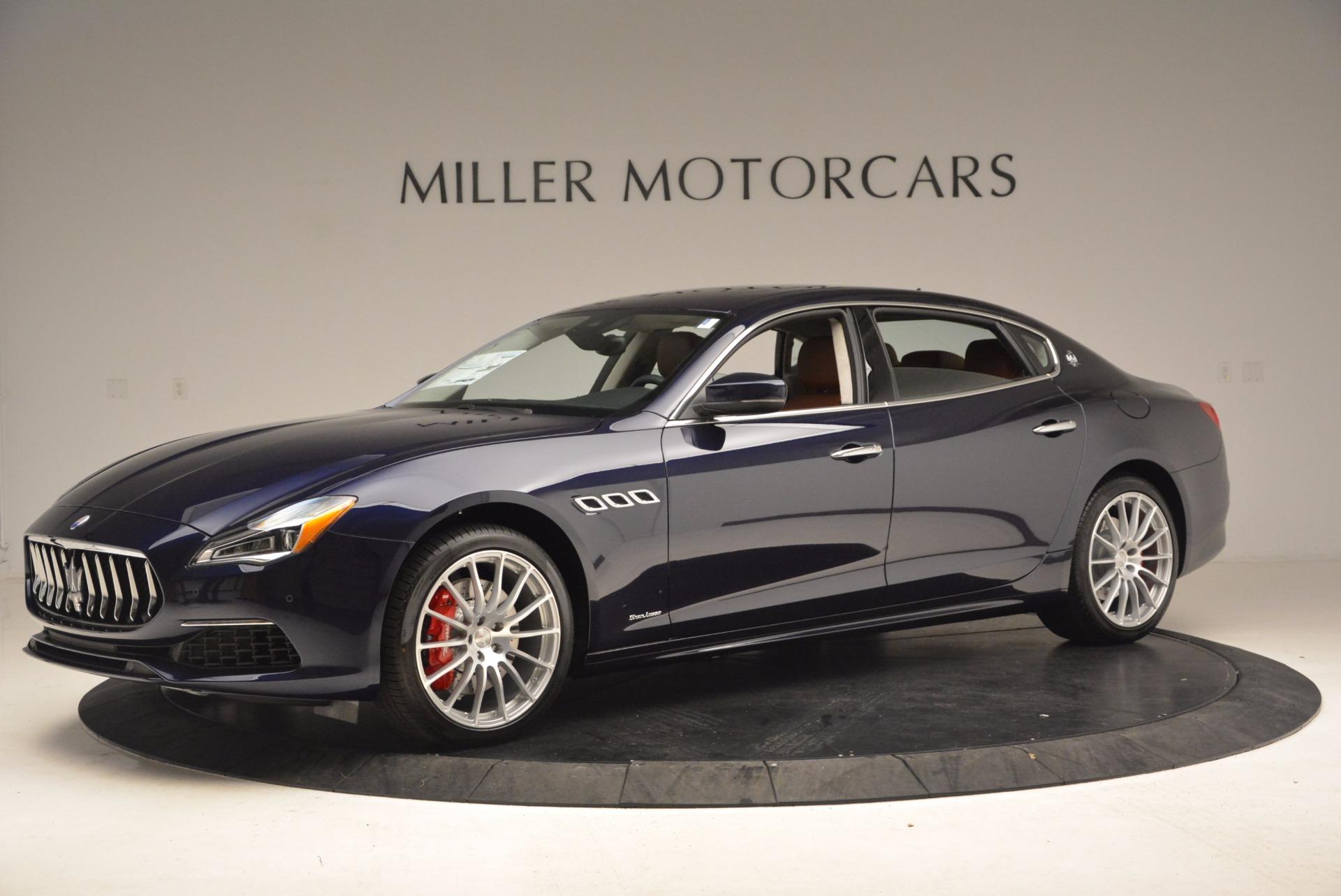 New 2018 Maserati Quattroporte S Q4 GranLusso For Sale In Greenwich, CT. Alfa Romeo of Greenwich, M1954 1700_p2
