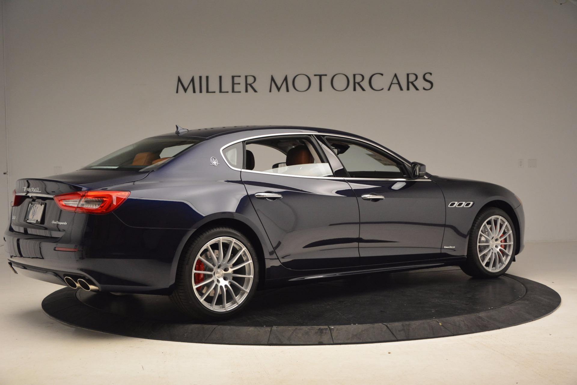 New 2018 Maserati Quattroporte S Q4 GranLusso For Sale In Greenwich, CT. Alfa Romeo of Greenwich, M1954 1700_p8