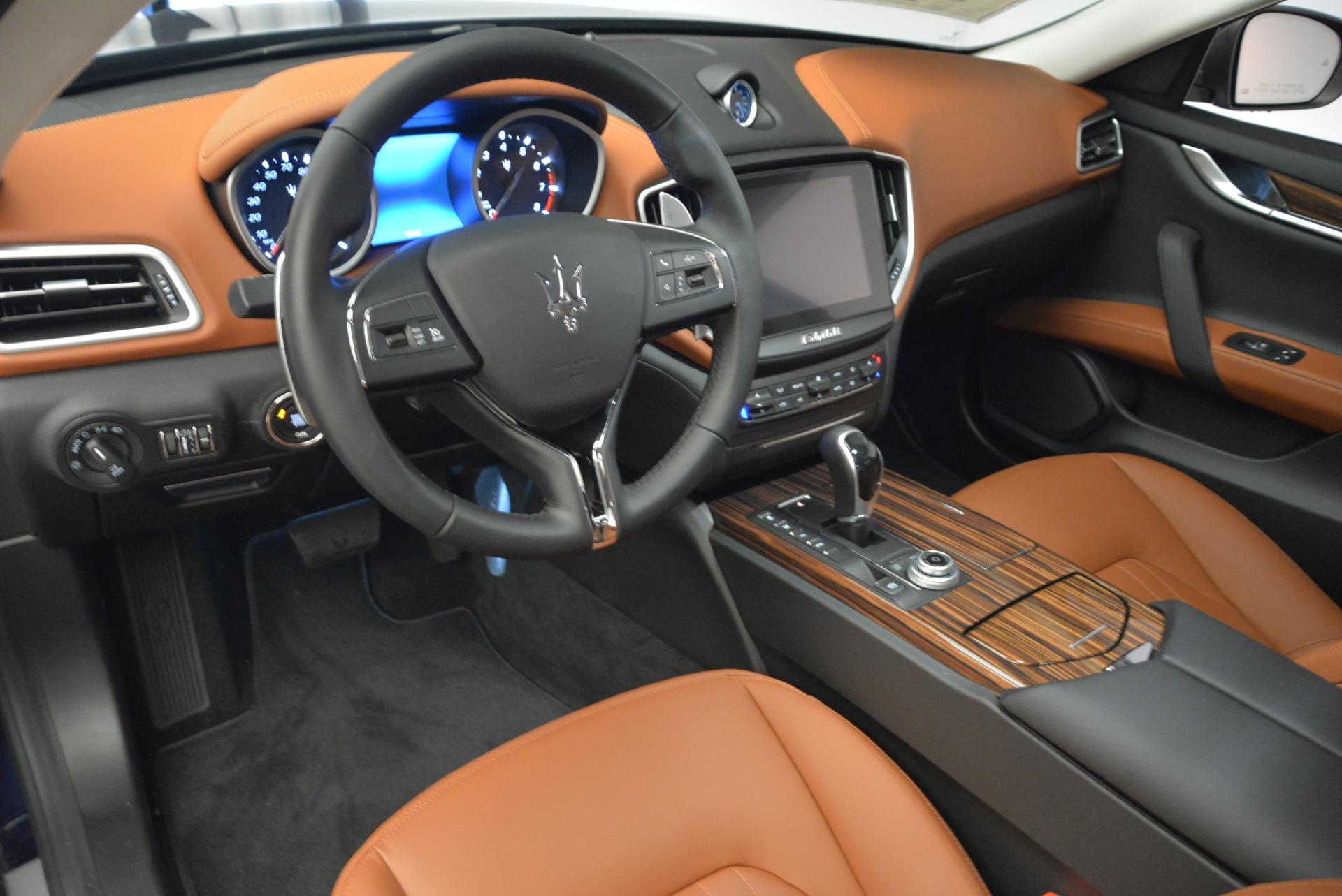New 2018 Maserati Ghibli S Q4 For Sale In Greenwich, CT. Alfa Romeo of Greenwich, W520 1702_p13