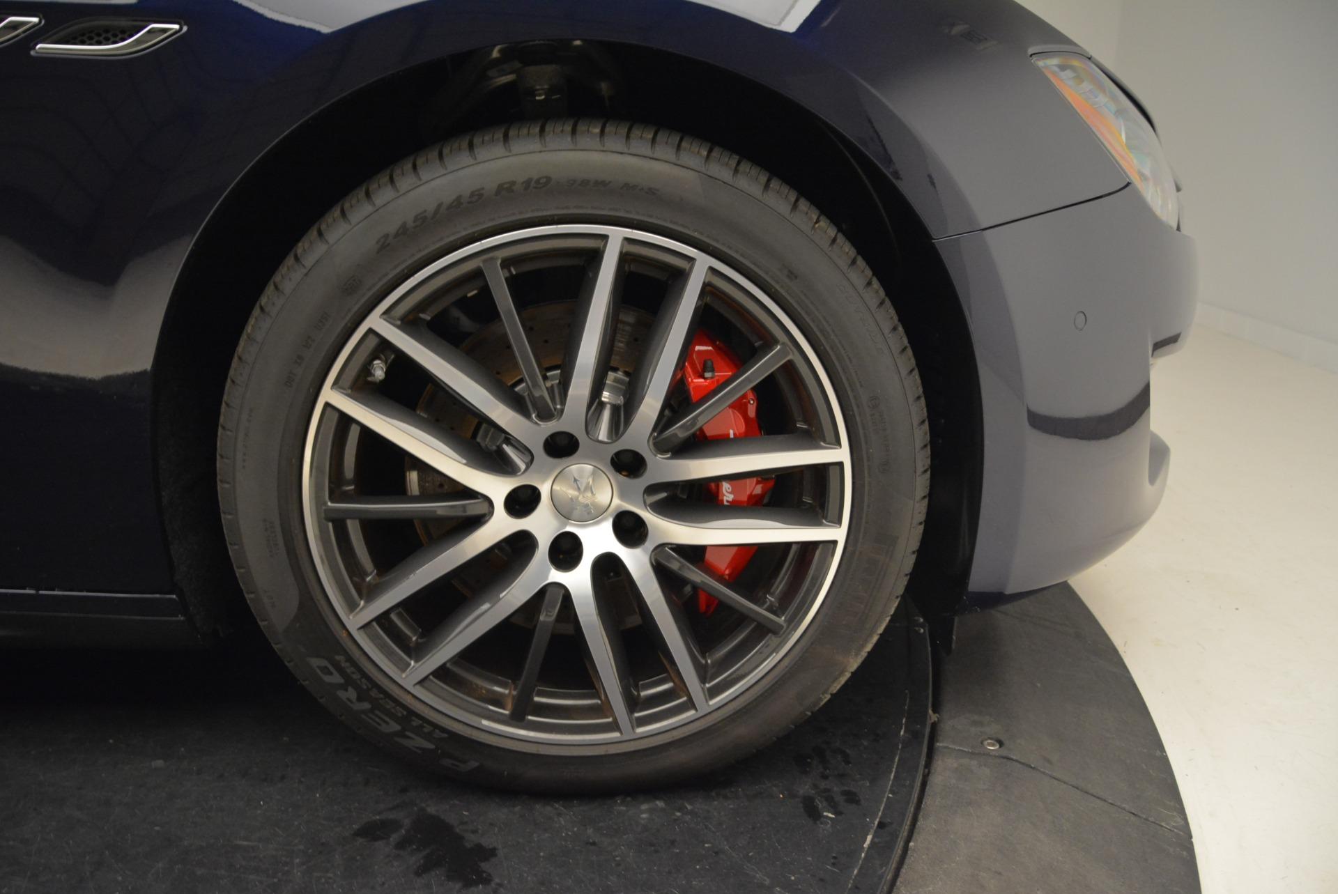 New 2018 Maserati Ghibli S Q4 For Sale In Greenwich, CT. Alfa Romeo of Greenwich, W520 1702_p27