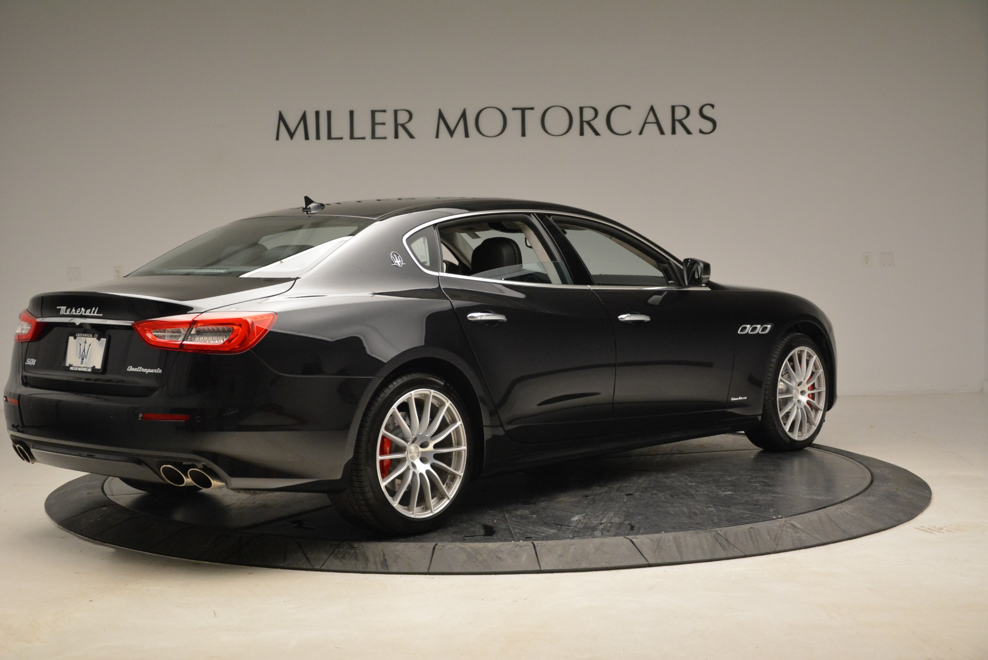 New 2018 Maserati Quattroporte S Q4 GranLusso For Sale In Greenwich, CT. Alfa Romeo of Greenwich, M1958 1705_p8