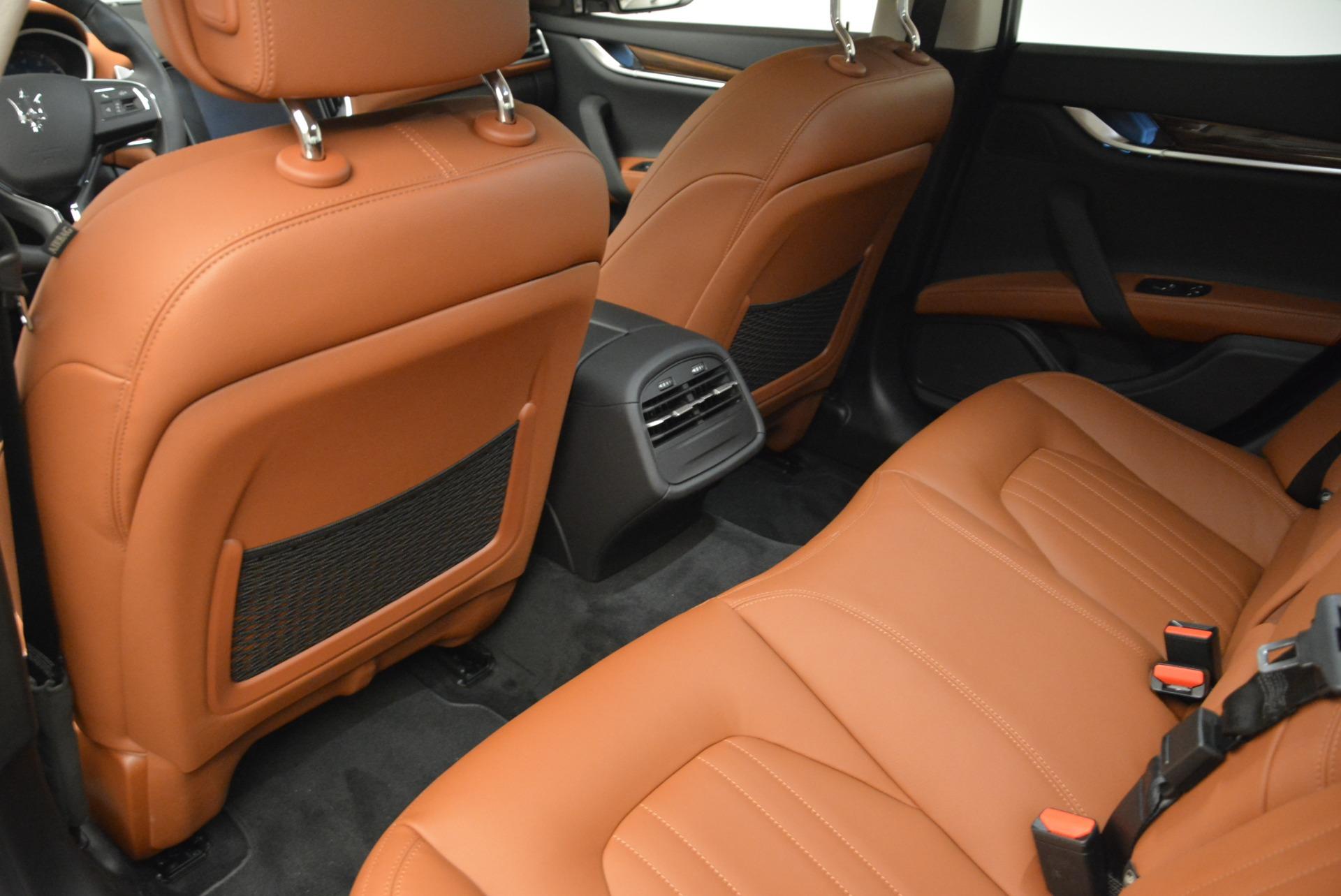 New 2018 Maserati Ghibli S Q4 For Sale In Greenwich, CT. Alfa Romeo of Greenwich, W516 1706_p18