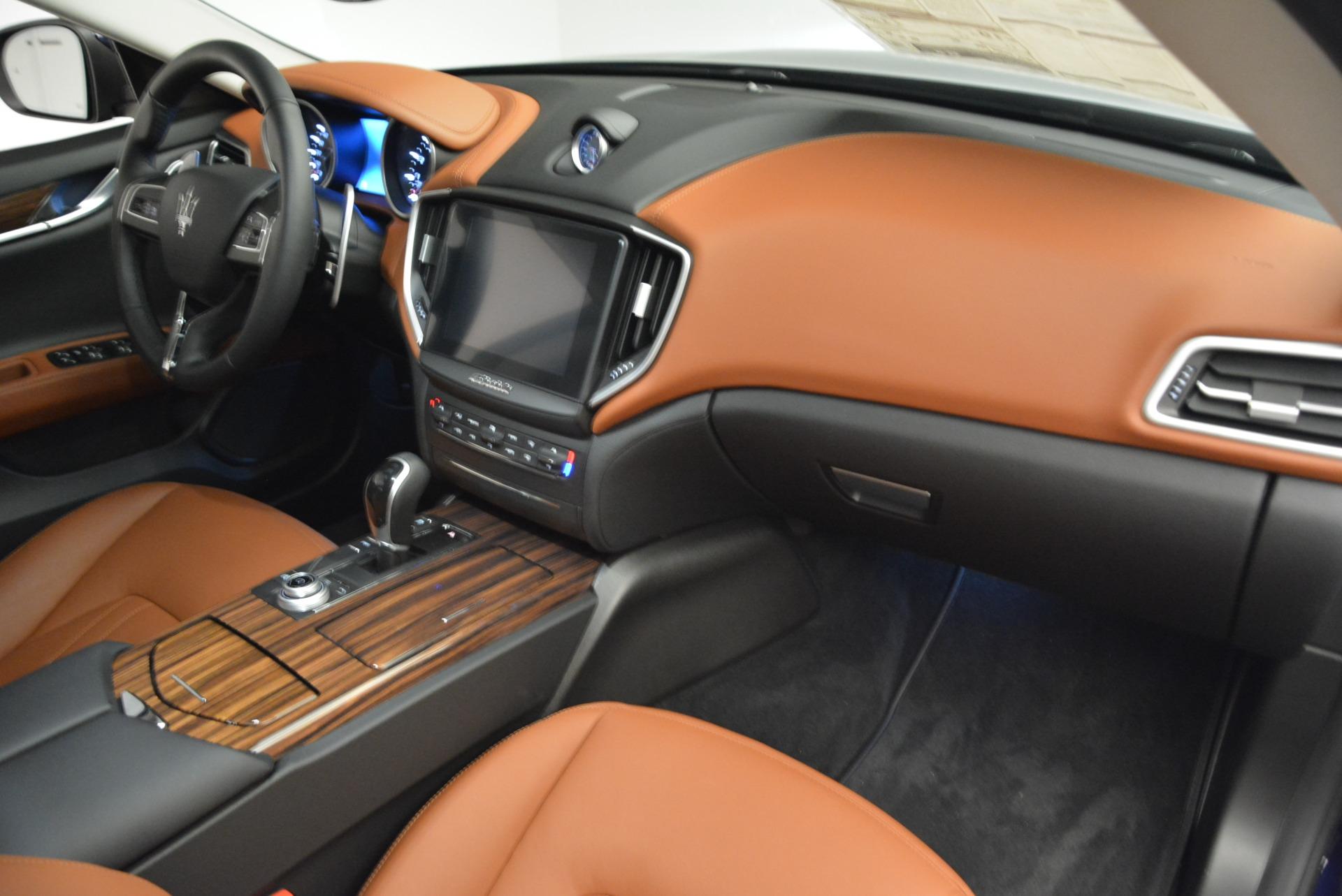 New 2018 Maserati Ghibli S Q4 For Sale In Greenwich, CT. Alfa Romeo of Greenwich, W516 1706_p19