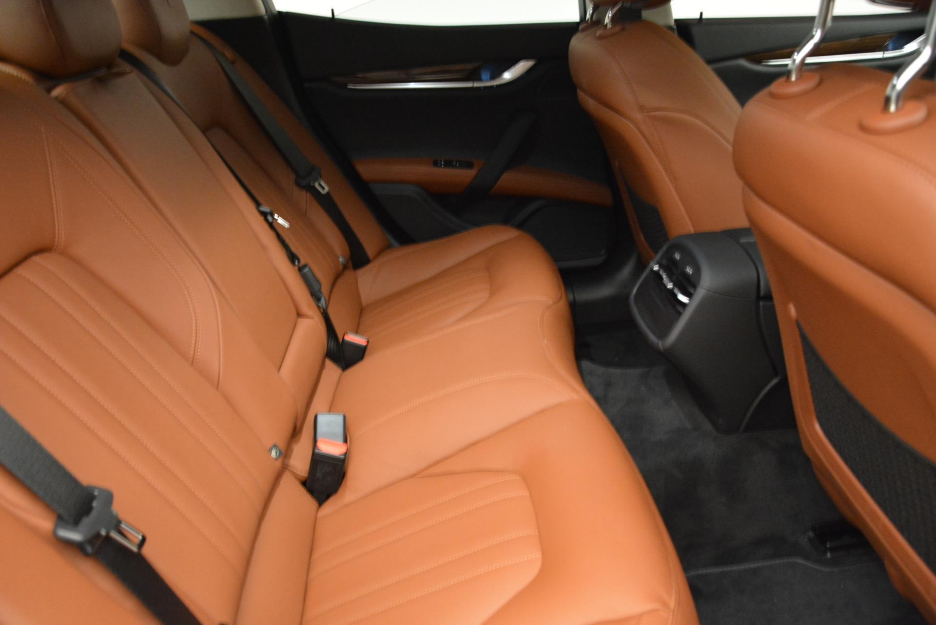 New 2018 Maserati Ghibli S Q4 For Sale In Greenwich, CT. Alfa Romeo of Greenwich, W516 1706_p25