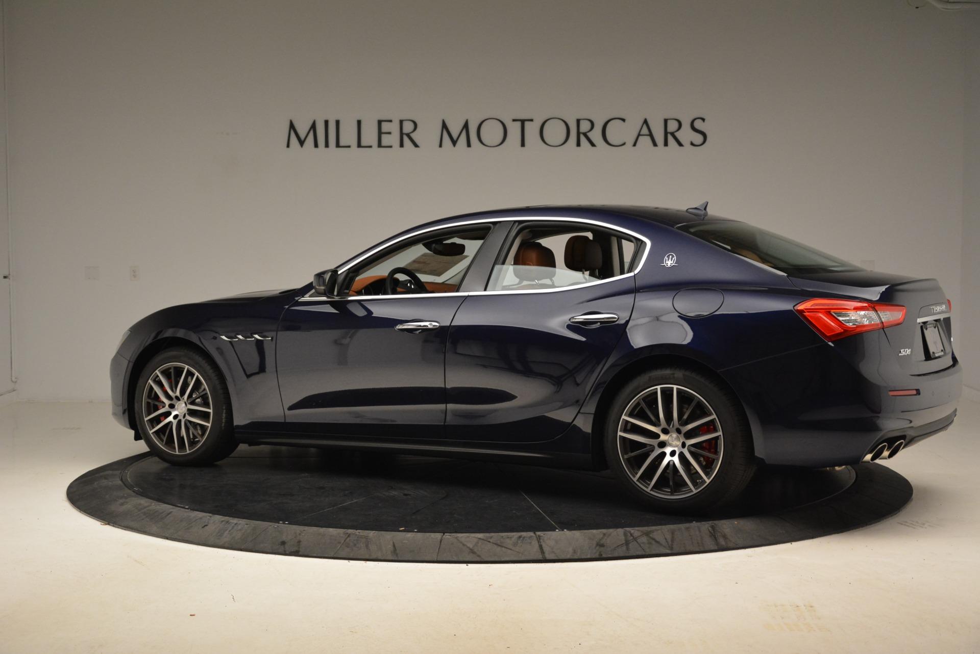 New 2018 Maserati Ghibli S Q4 For Sale In Greenwich, CT. Alfa Romeo of Greenwich, W516 1706_p4